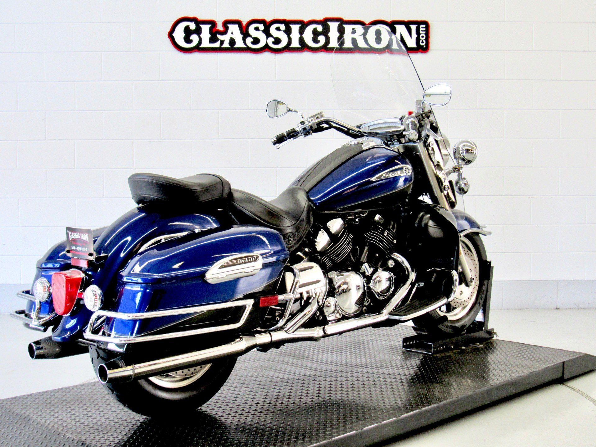 2008 Yamaha Royal Star® Tour Deluxe in Fredericksburg, Virginia - Photo 5