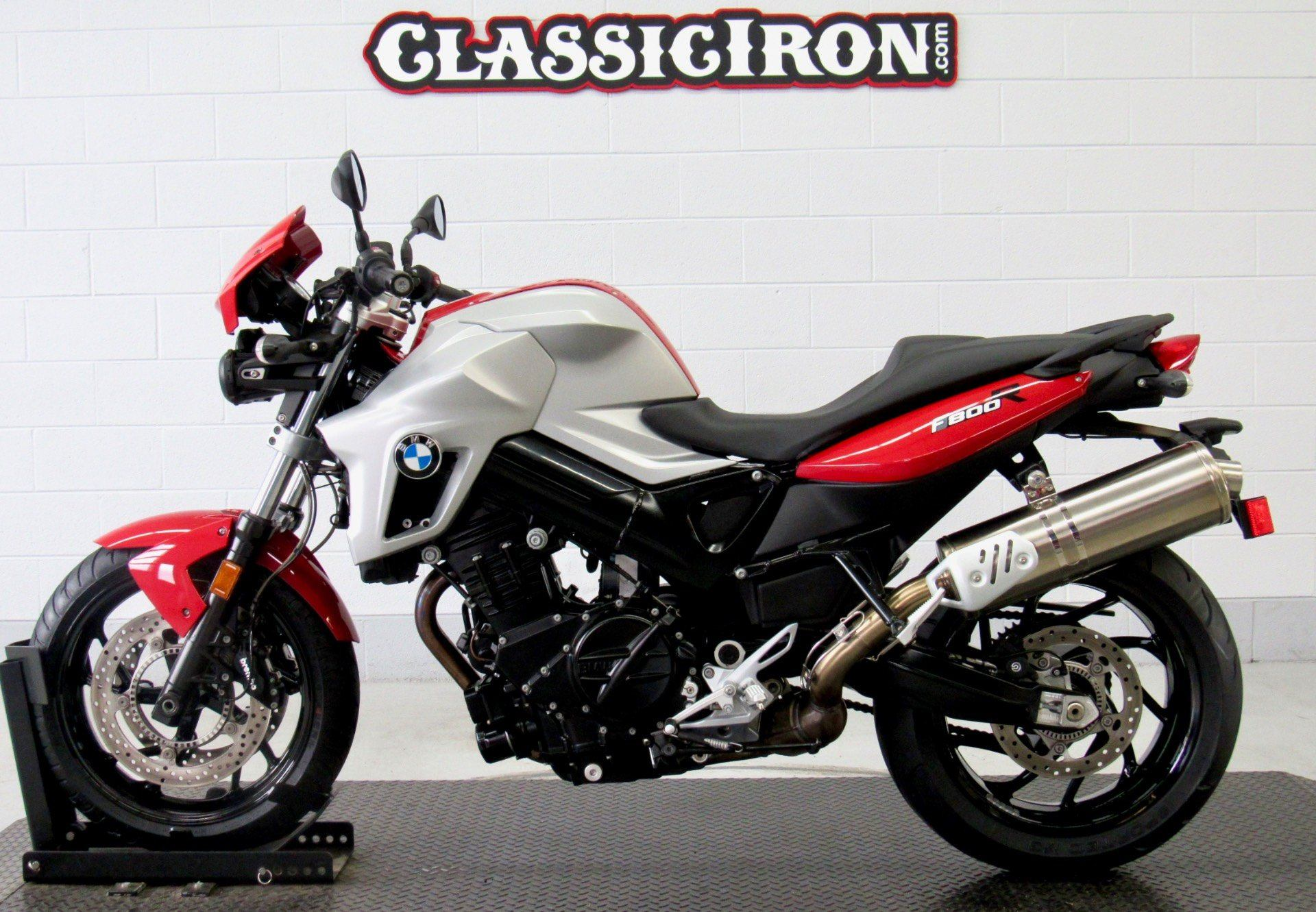 2012 BMW F 800 R in Fredericksburg, Virginia