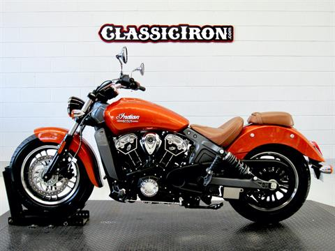 2018 Indian Scout® ABS Icon Series in Fredericksburg, Virginia - Photo 4
