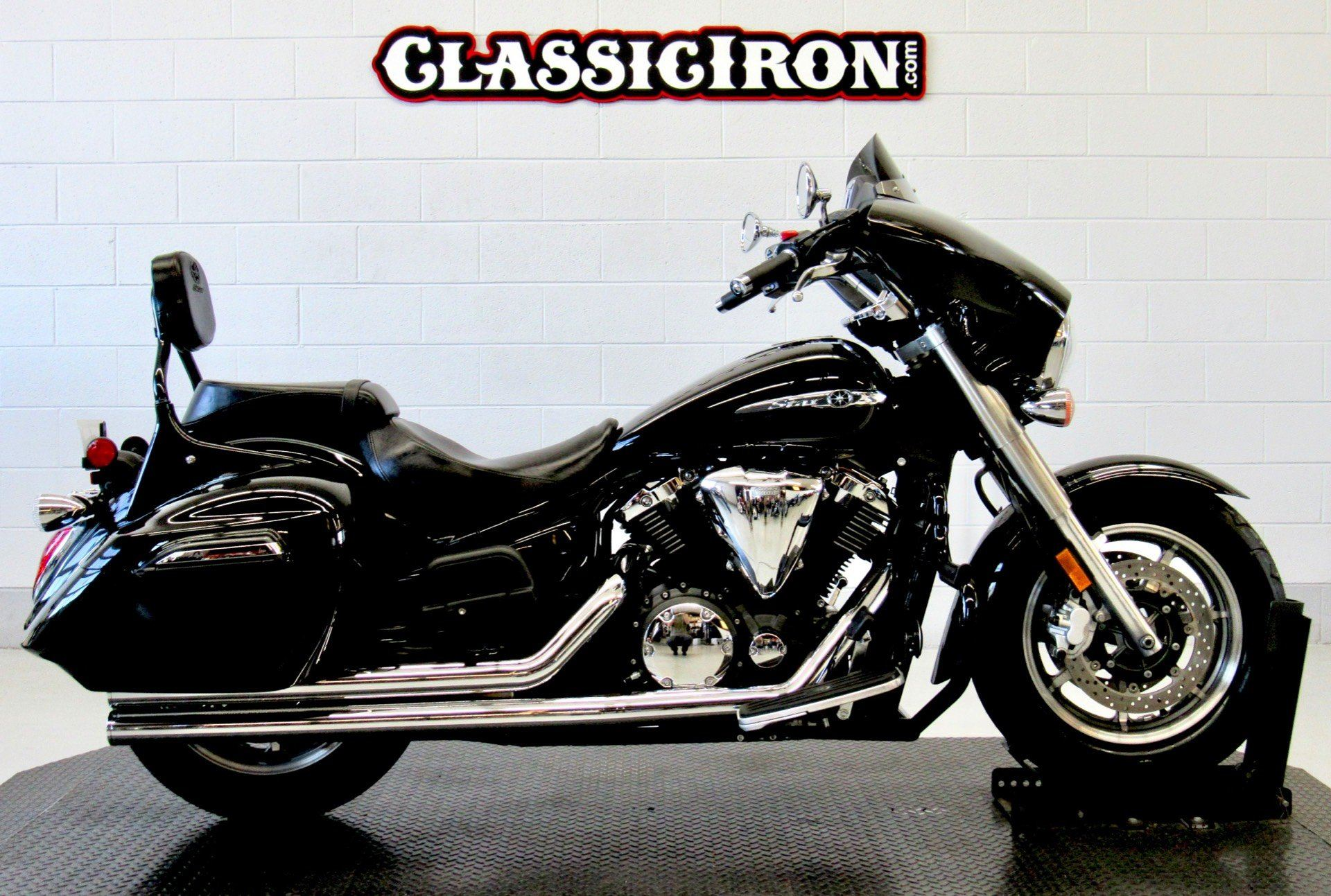 2015 Yamaha V Star 1300 Deluxe in Fredericksburg, Virginia - Photo 1