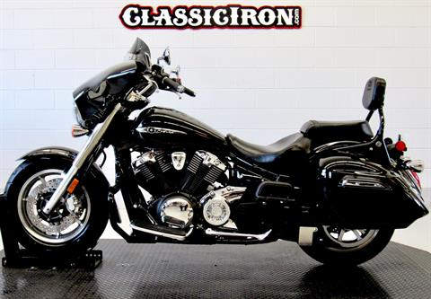 2015 Yamaha V Star 1300 Deluxe in Fredericksburg, Virginia - Photo 4