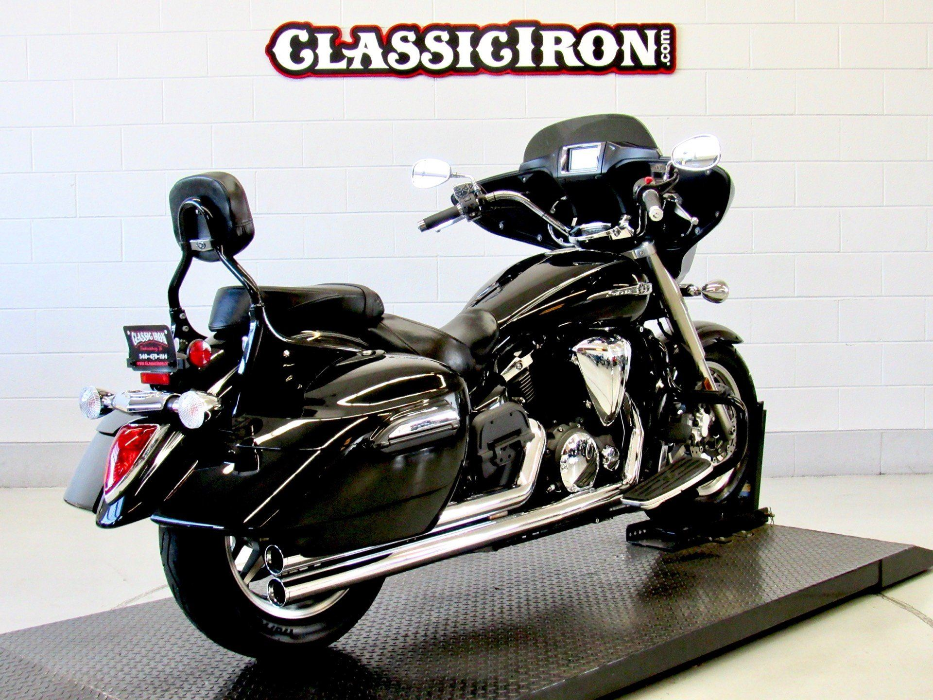 2015 Yamaha V Star 1300 Deluxe in Fredericksburg, Virginia - Photo 5
