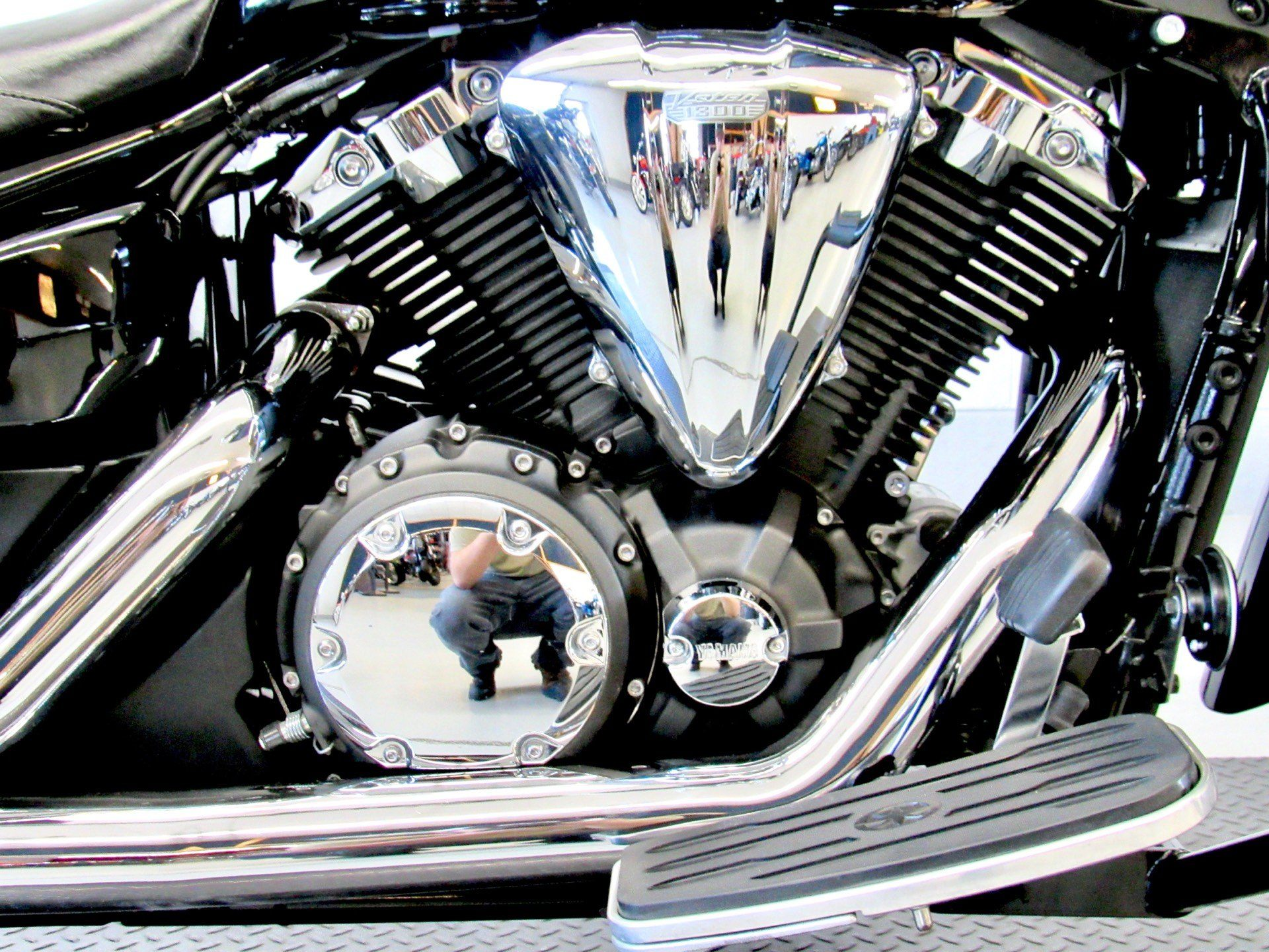 2015 Yamaha V Star 1300 Deluxe in Fredericksburg, Virginia - Photo 14