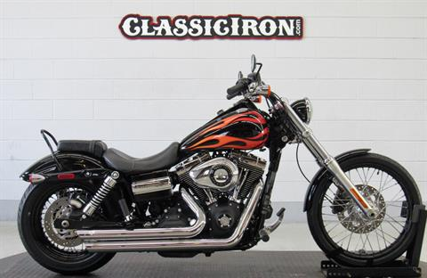 2011 Harley-Davidson Dyna® Wide Glide® in Fredericksburg, Virginia - Photo 1