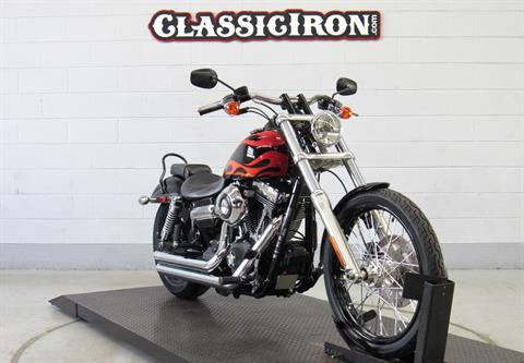 2011 Harley-Davidson Dyna® Wide Glide® in Fredericksburg, Virginia - Photo 2