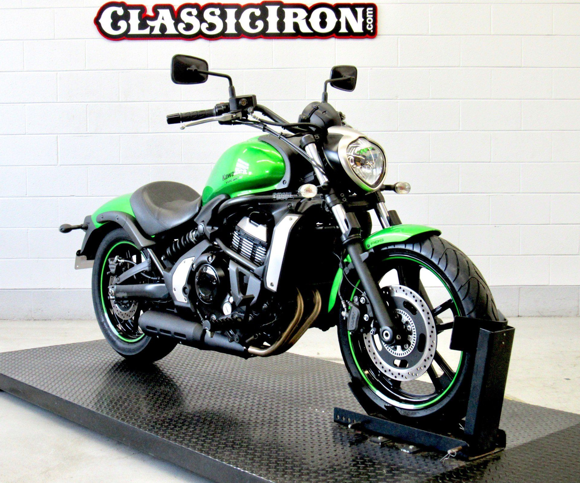 2015 Kawasaki Vulcan® S ABS in Fredericksburg, Virginia - Photo 2