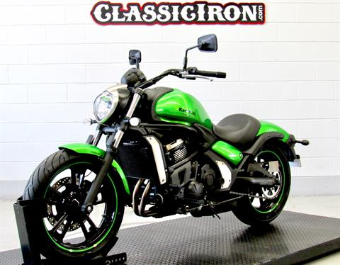 2015 Kawasaki Vulcan® S ABS in Fredericksburg, Virginia - Photo 3