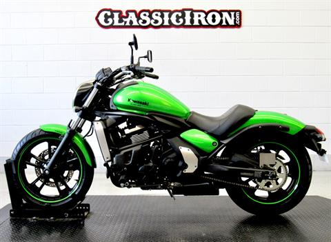 2015 Kawasaki Vulcan® S ABS in Fredericksburg, Virginia - Photo 4