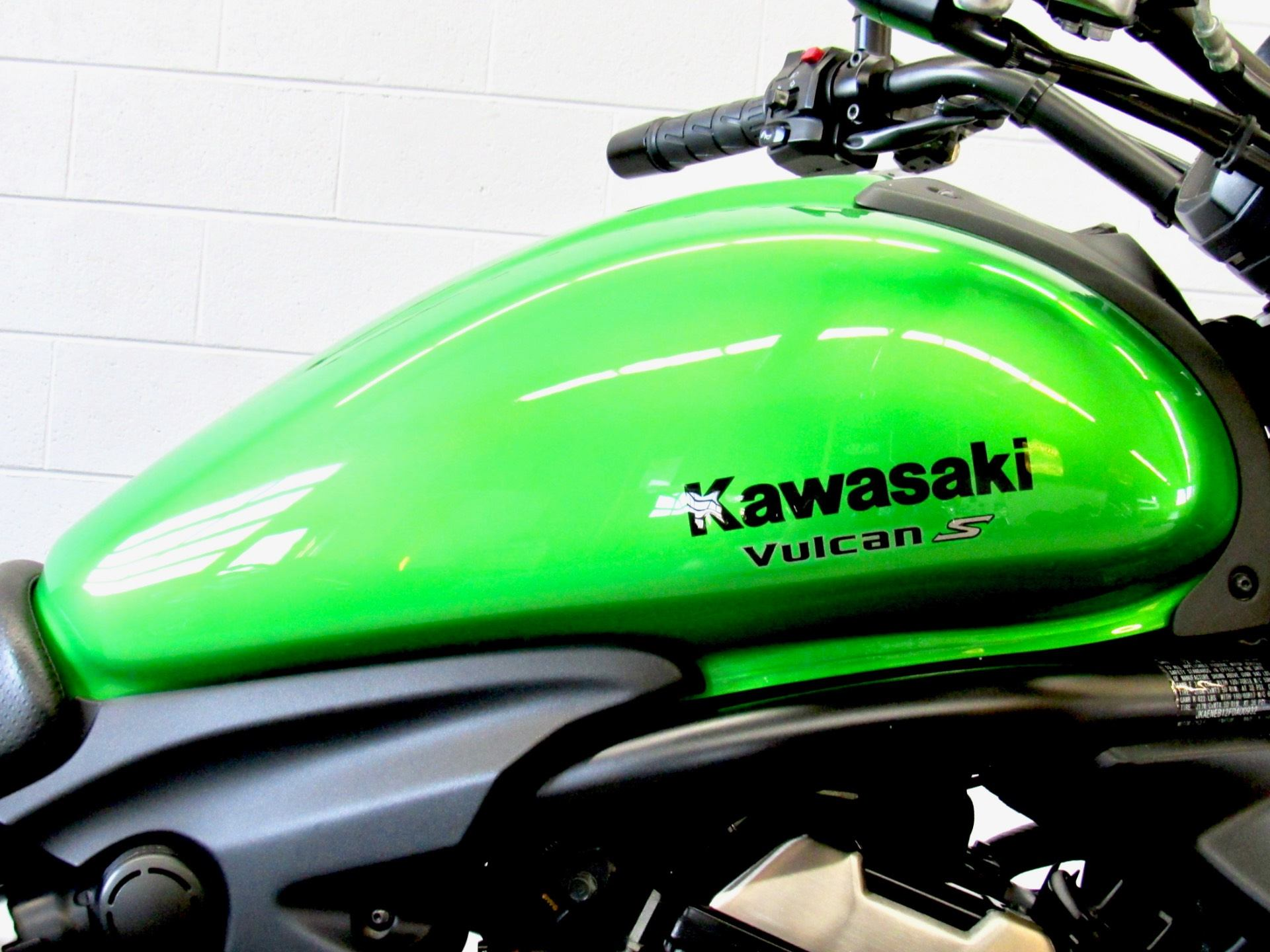 2015 Kawasaki Vulcan® S ABS in Fredericksburg, Virginia - Photo 13