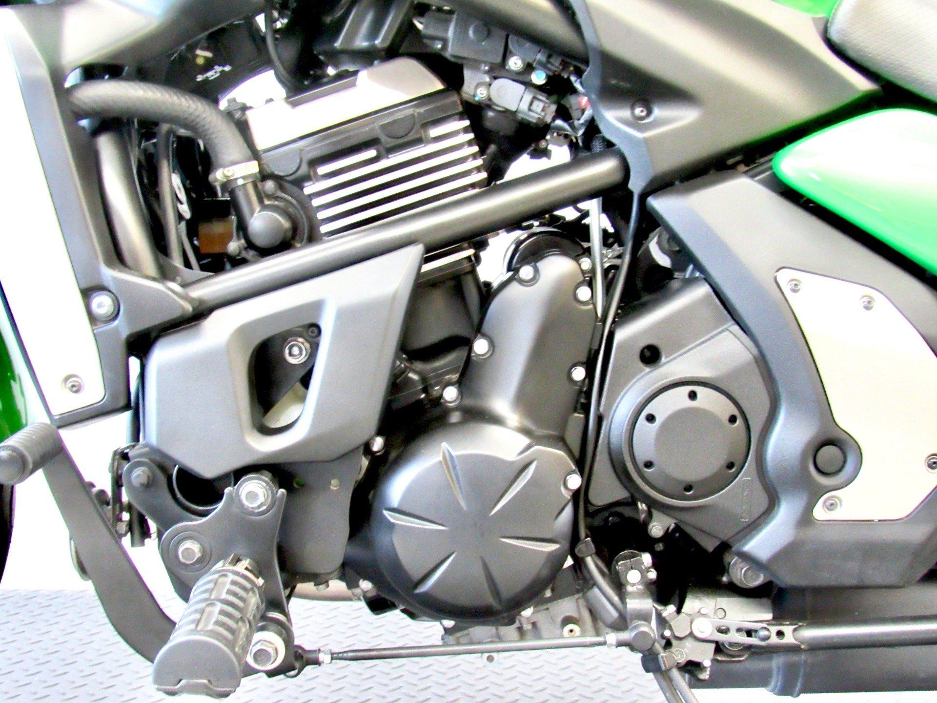 2015 Kawasaki Vulcan® S ABS in Fredericksburg, Virginia - Photo 19