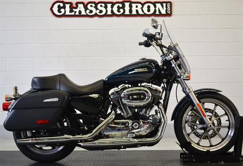 2016 Harley-Davidson SuperLow® 1200T in Fredericksburg, Virginia