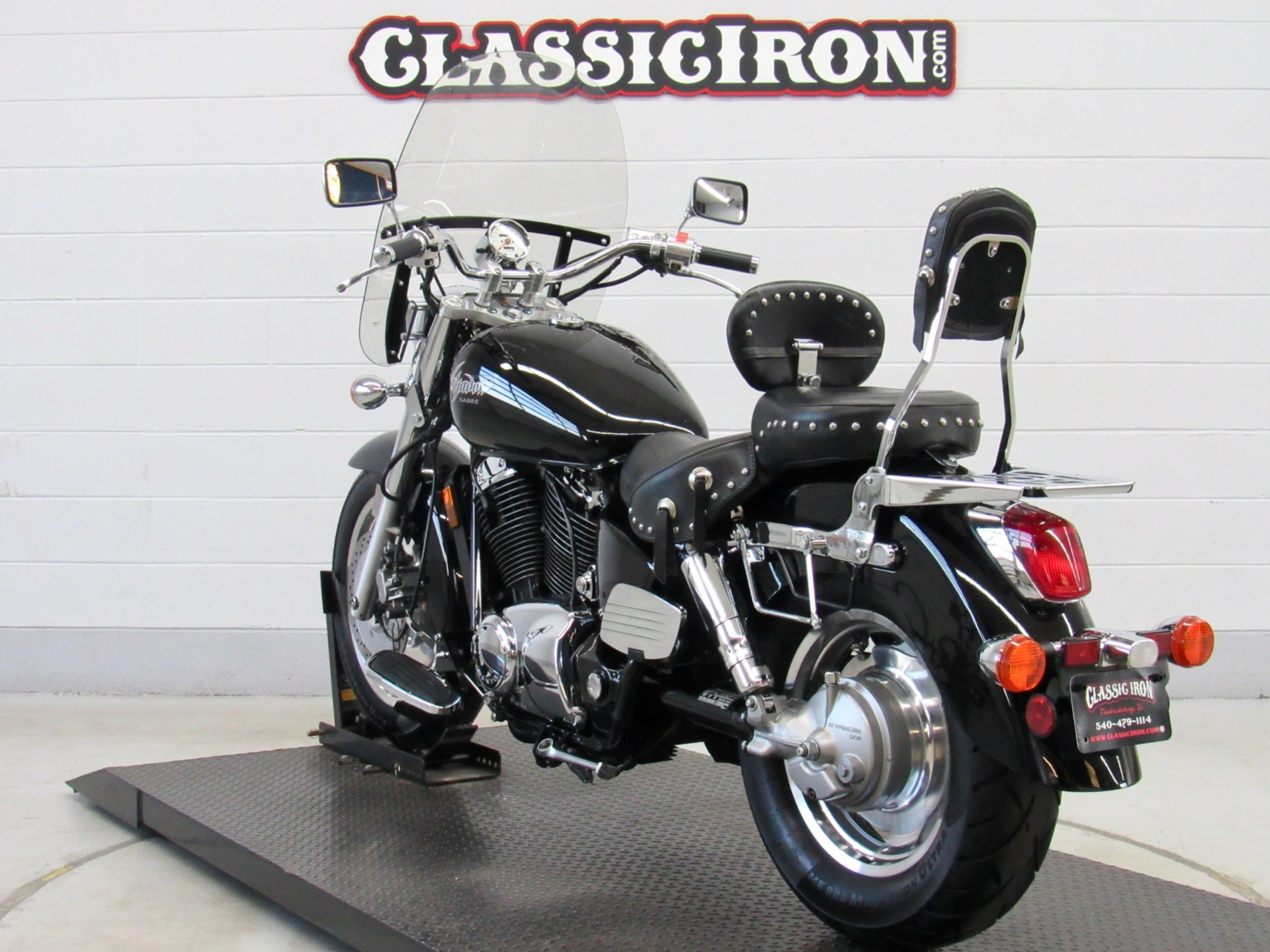 2001 Honda Shadow Sabre in Fredericksburg, Virginia - Photo 5