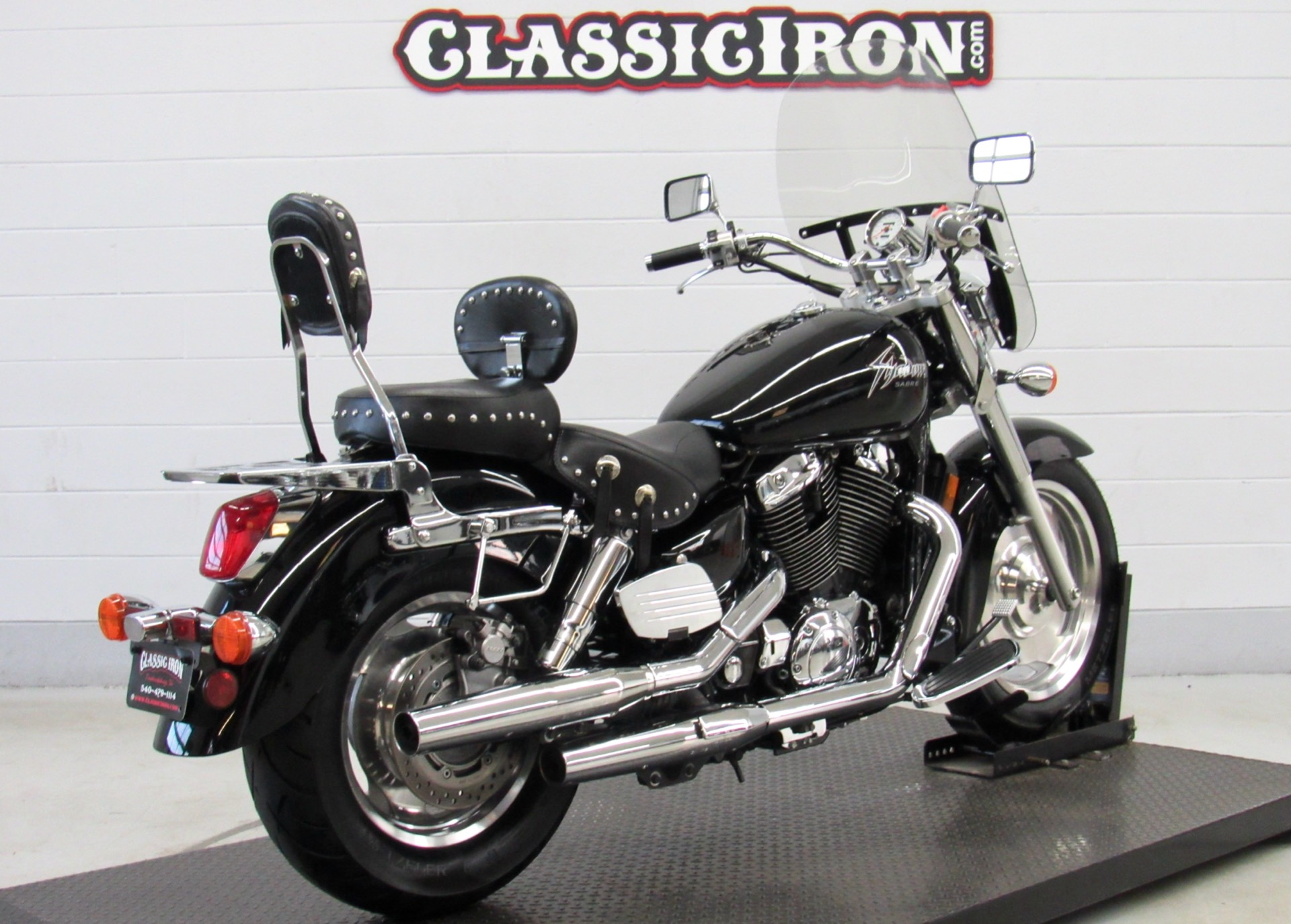 2001 Honda Shadow Sabre in Fredericksburg, Virginia - Photo 6