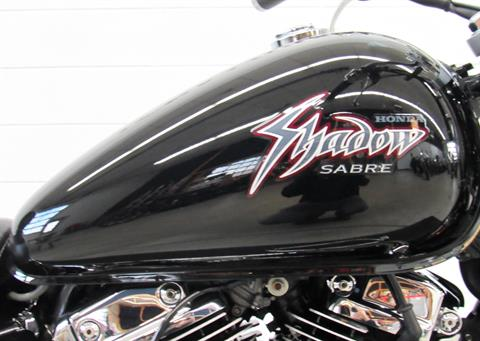 2001 Honda Shadow Sabre in Fredericksburg, Virginia - Photo 13