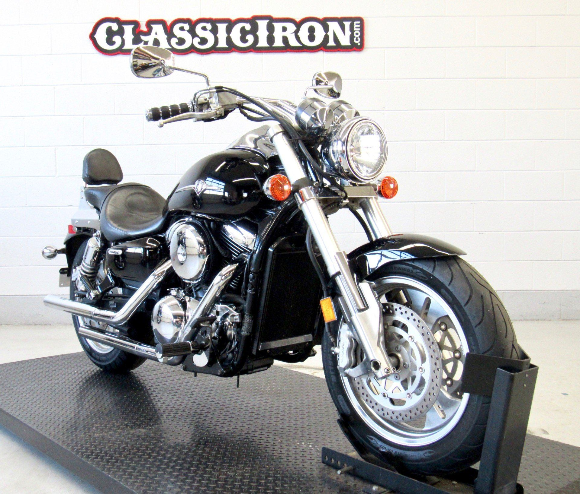 2007 Kawasaki Vulcan® 1600 Mean Streak® in Fredericksburg, Virginia - Photo 2