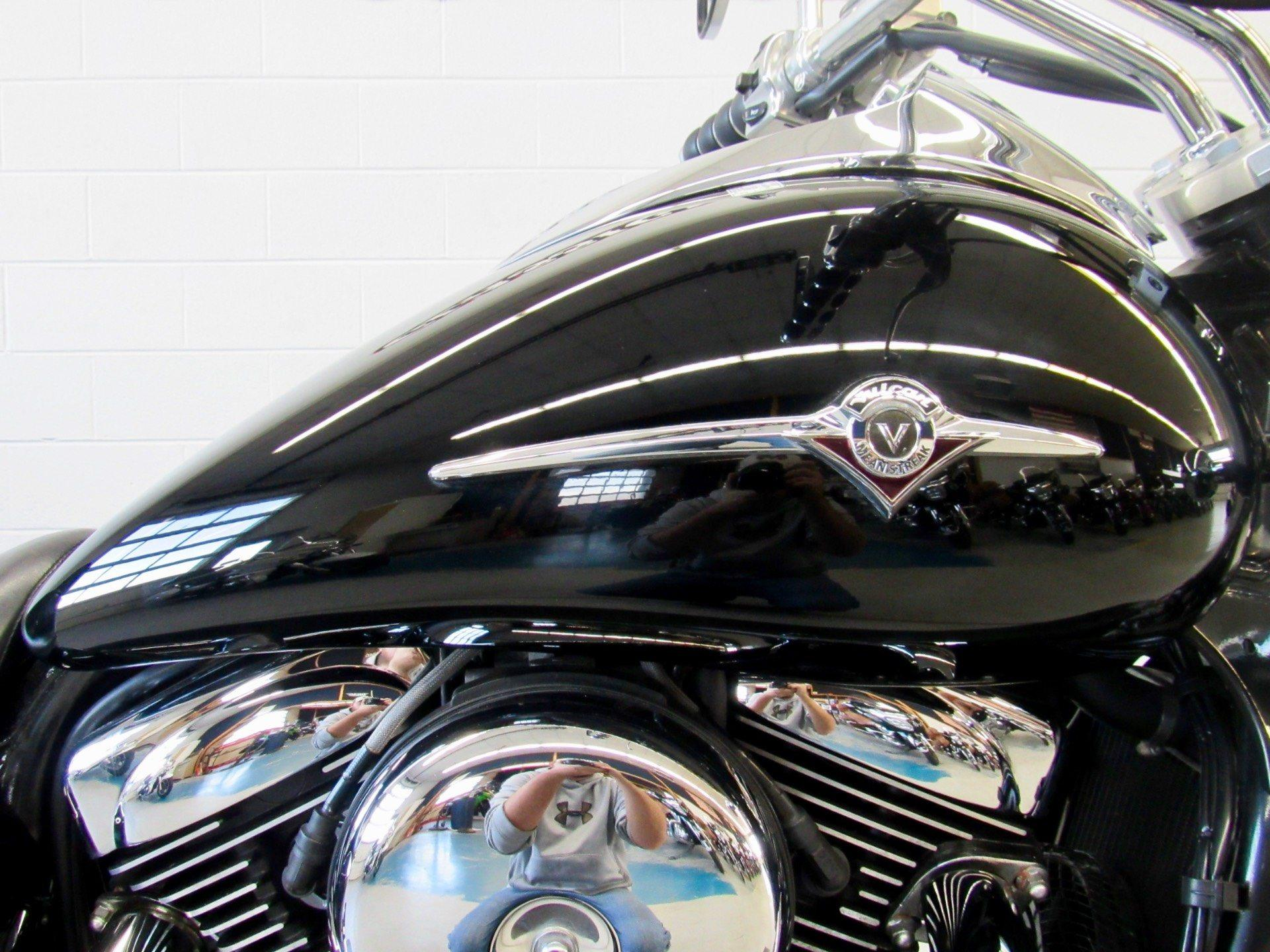 2007 Kawasaki Vulcan® 1600 Mean Streak® in Fredericksburg, Virginia - Photo 13