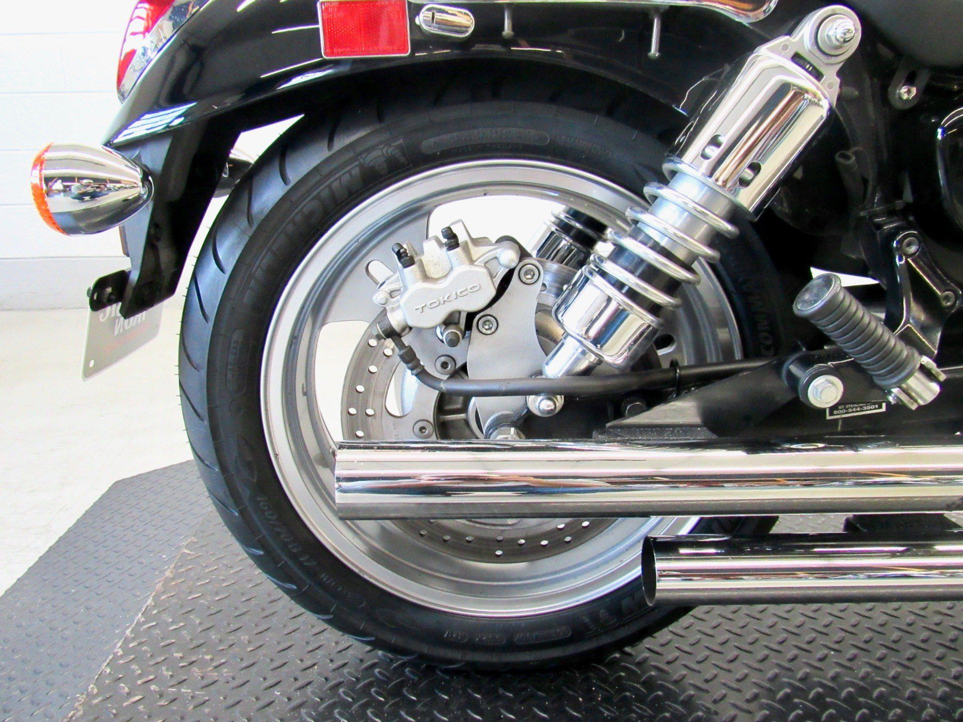 2007 Kawasaki Vulcan® 1600 Mean Streak® in Fredericksburg, Virginia - Photo 15