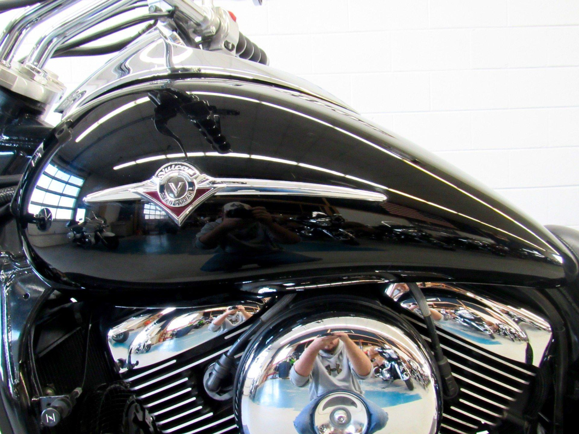 2007 Kawasaki Vulcan® 1600 Mean Streak® in Fredericksburg, Virginia - Photo 18