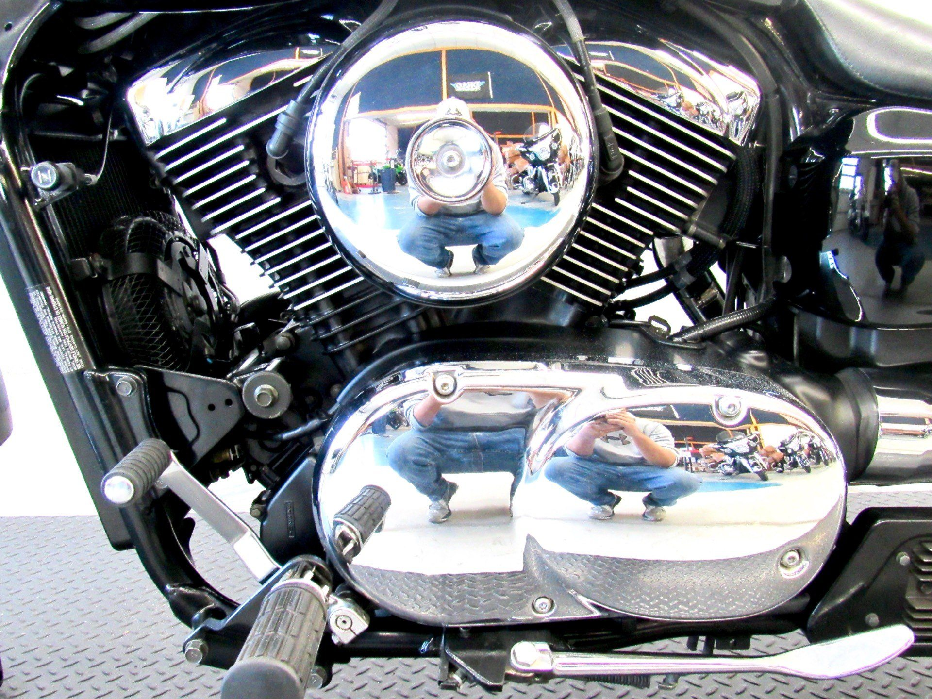 2007 Kawasaki Vulcan® 1600 Mean Streak® in Fredericksburg, Virginia - Photo 19