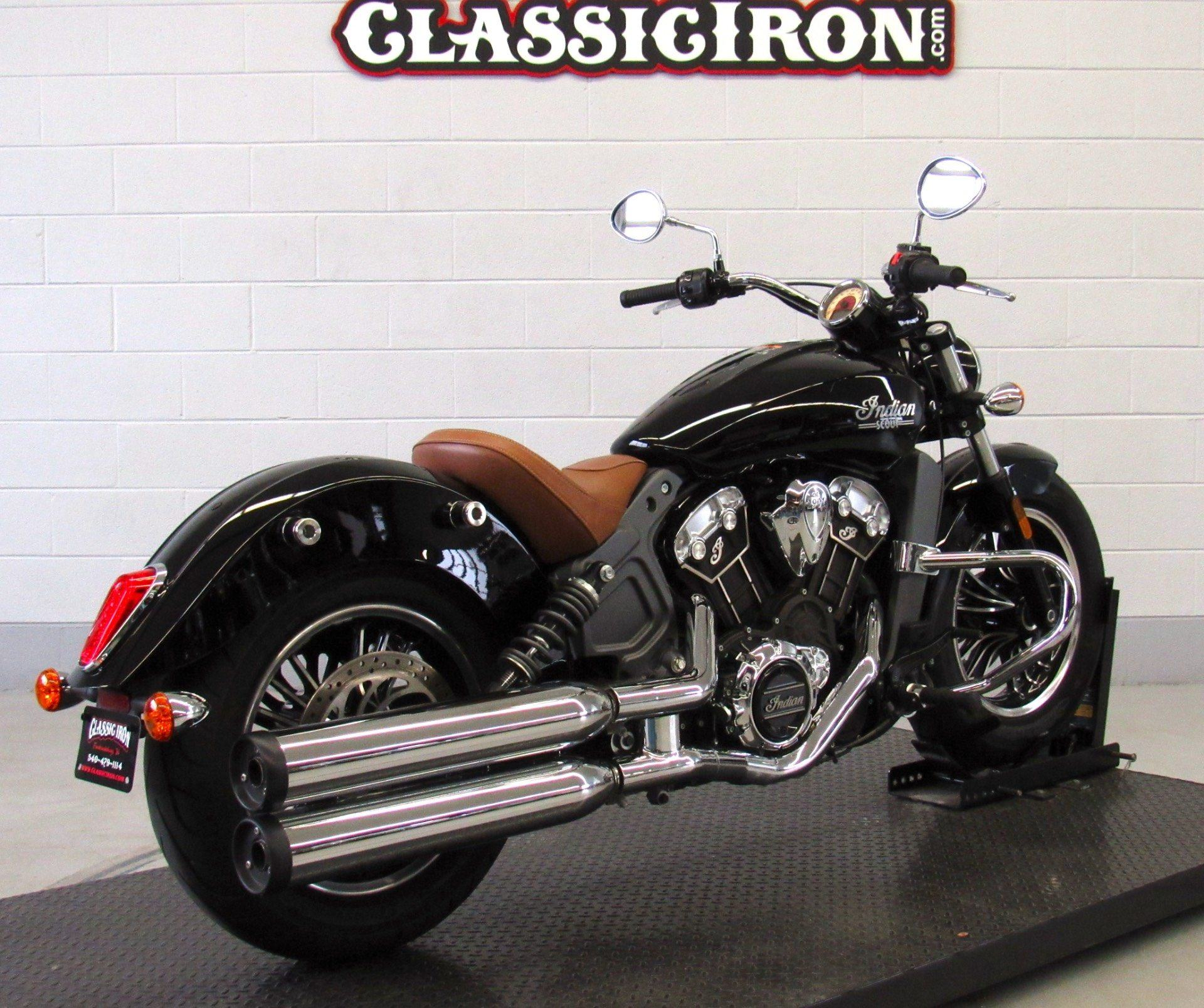 2017 Indian Scout® in Fredericksburg, Virginia