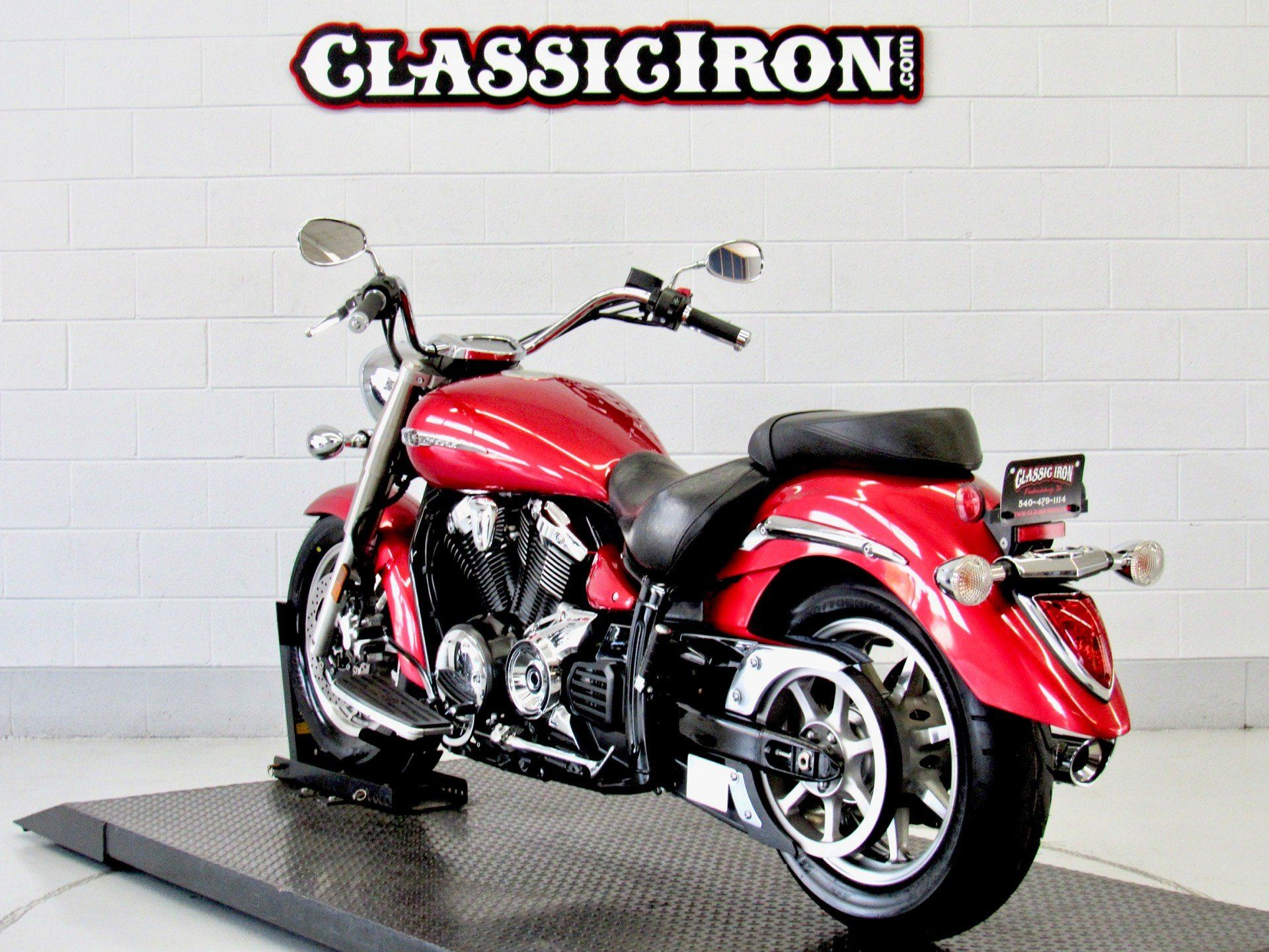 2012 Yamaha V Star 1300 in Fredericksburg, Virginia - Photo 6