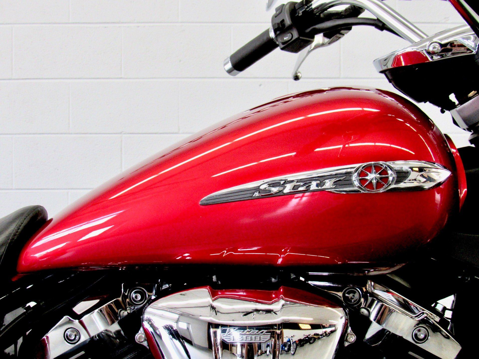 2012 Yamaha V Star 1300 in Fredericksburg, Virginia - Photo 13