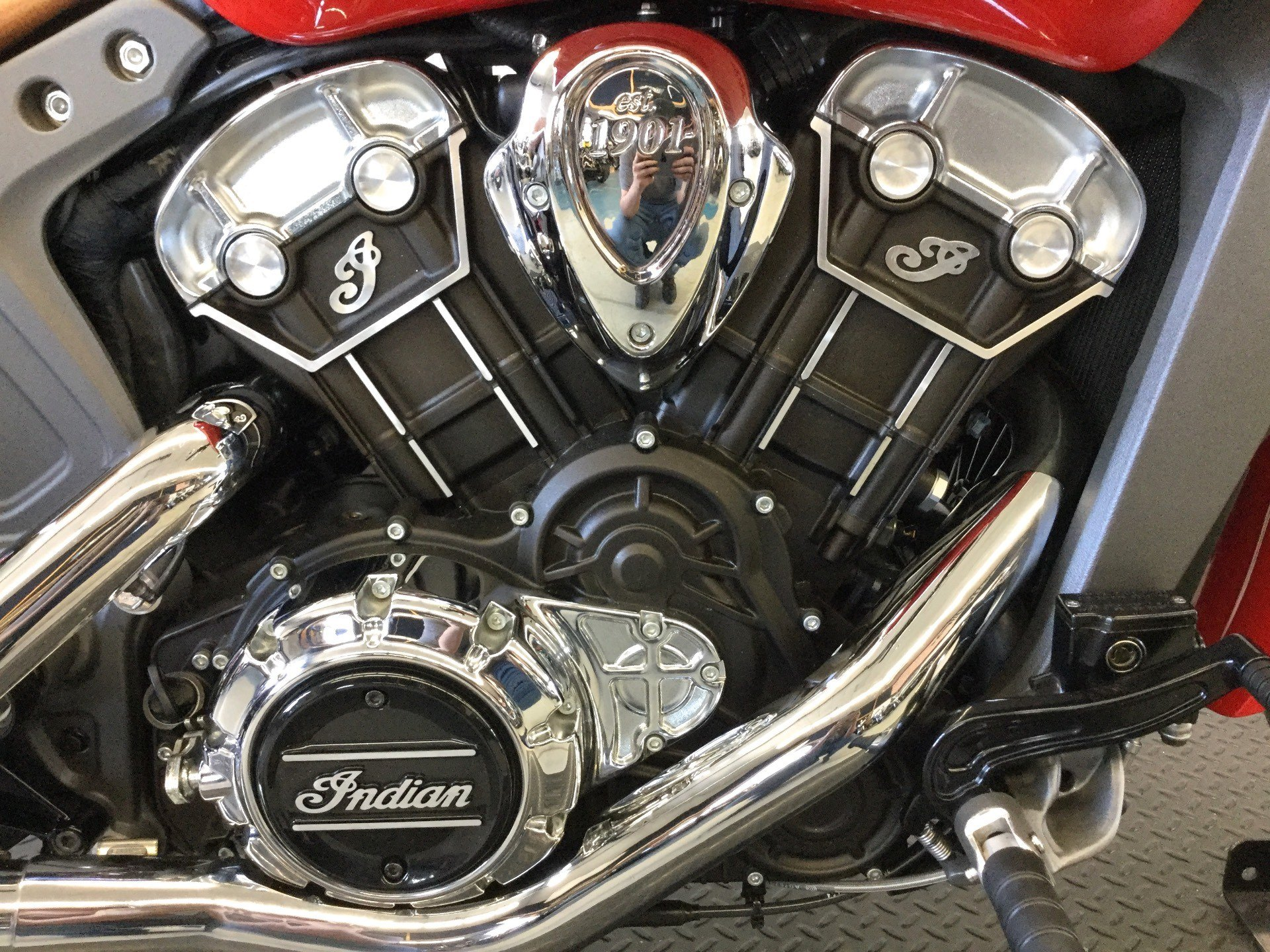 2016 Indian Scout™ in Fredericksburg, Virginia - Photo 14