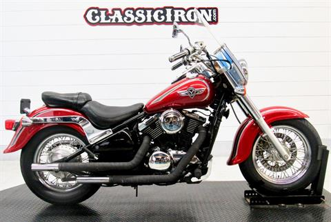 2002 Kawasaki Vulcan 800 Classic in Fredericksburg, Virginia - Photo 1