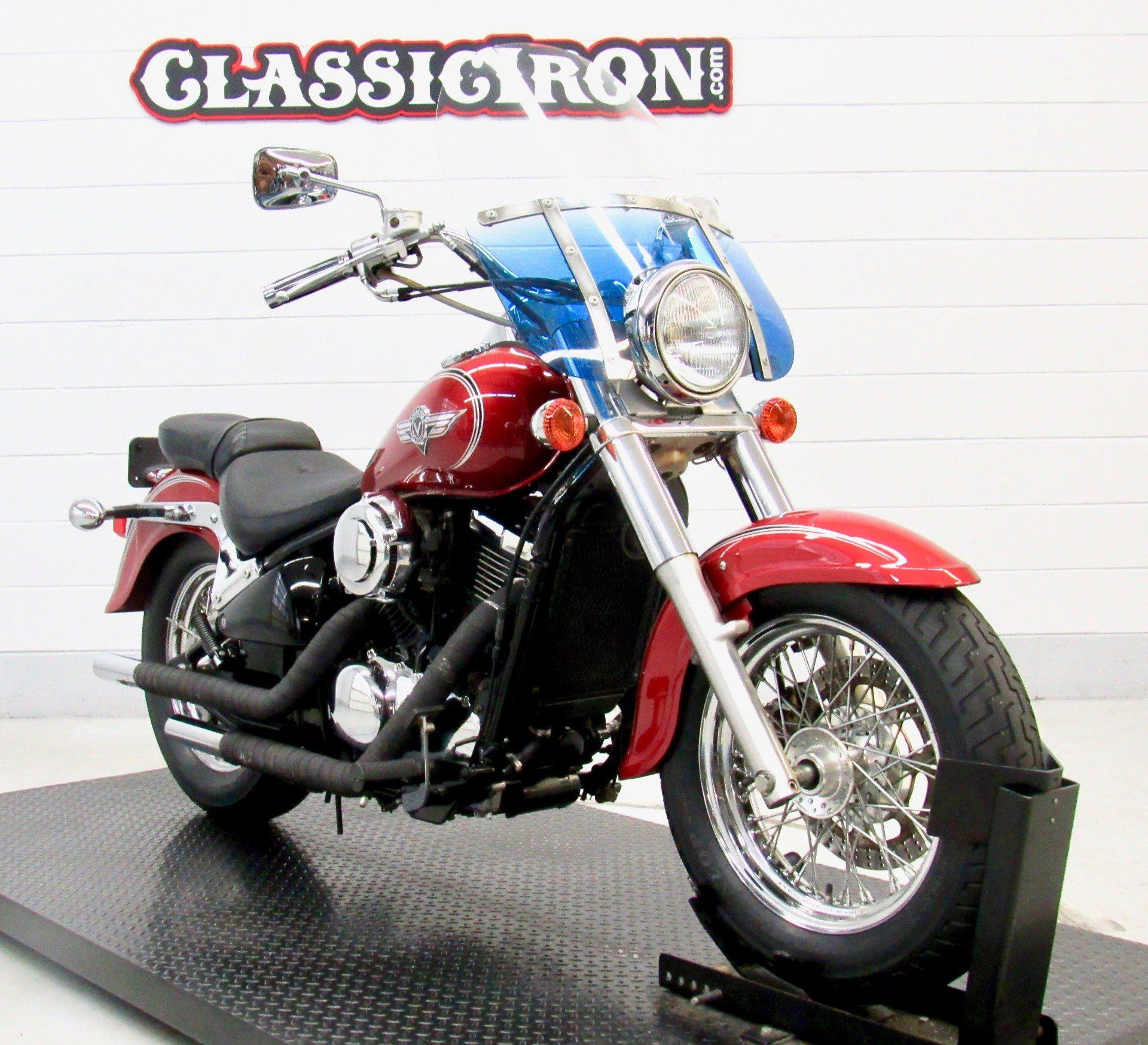 2002 Kawasaki Vulcan 800 Classic in Fredericksburg, Virginia - Photo 2