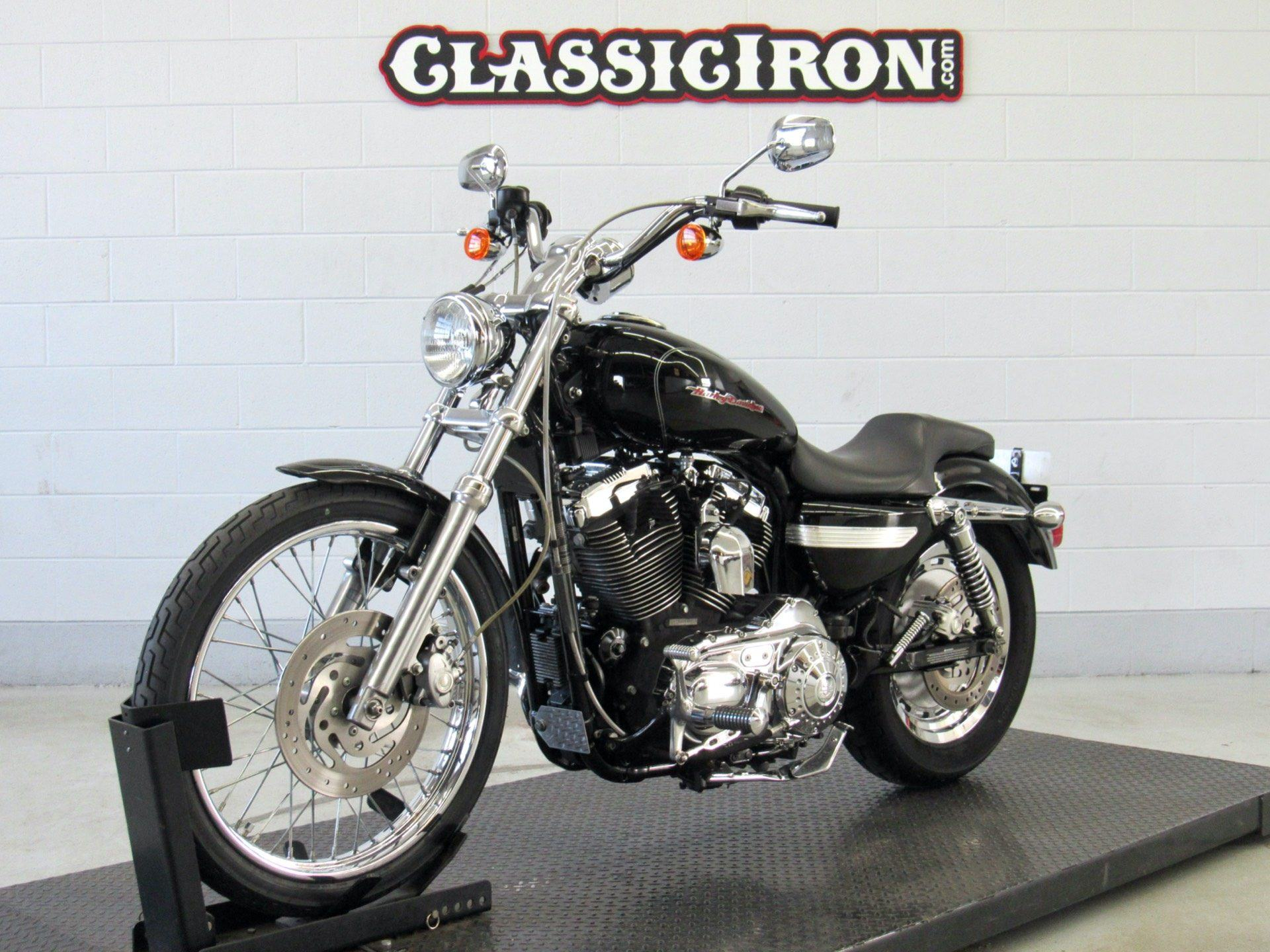 2004 Harley-Davidson Sportster® XL 1200 Custom in Fredericksburg, Virginia - Photo 3
