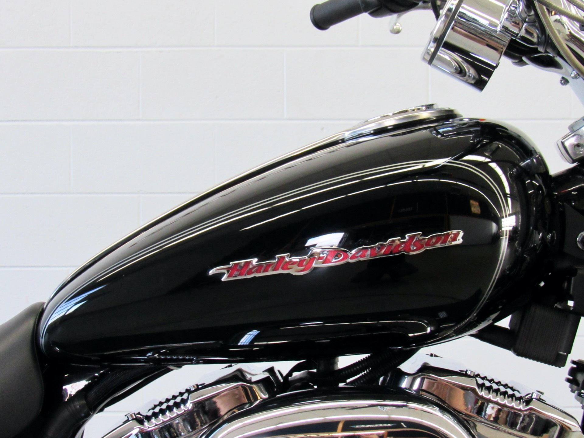 2004 Harley-Davidson Sportster® XL 1200 Custom in Fredericksburg, Virginia - Photo 13