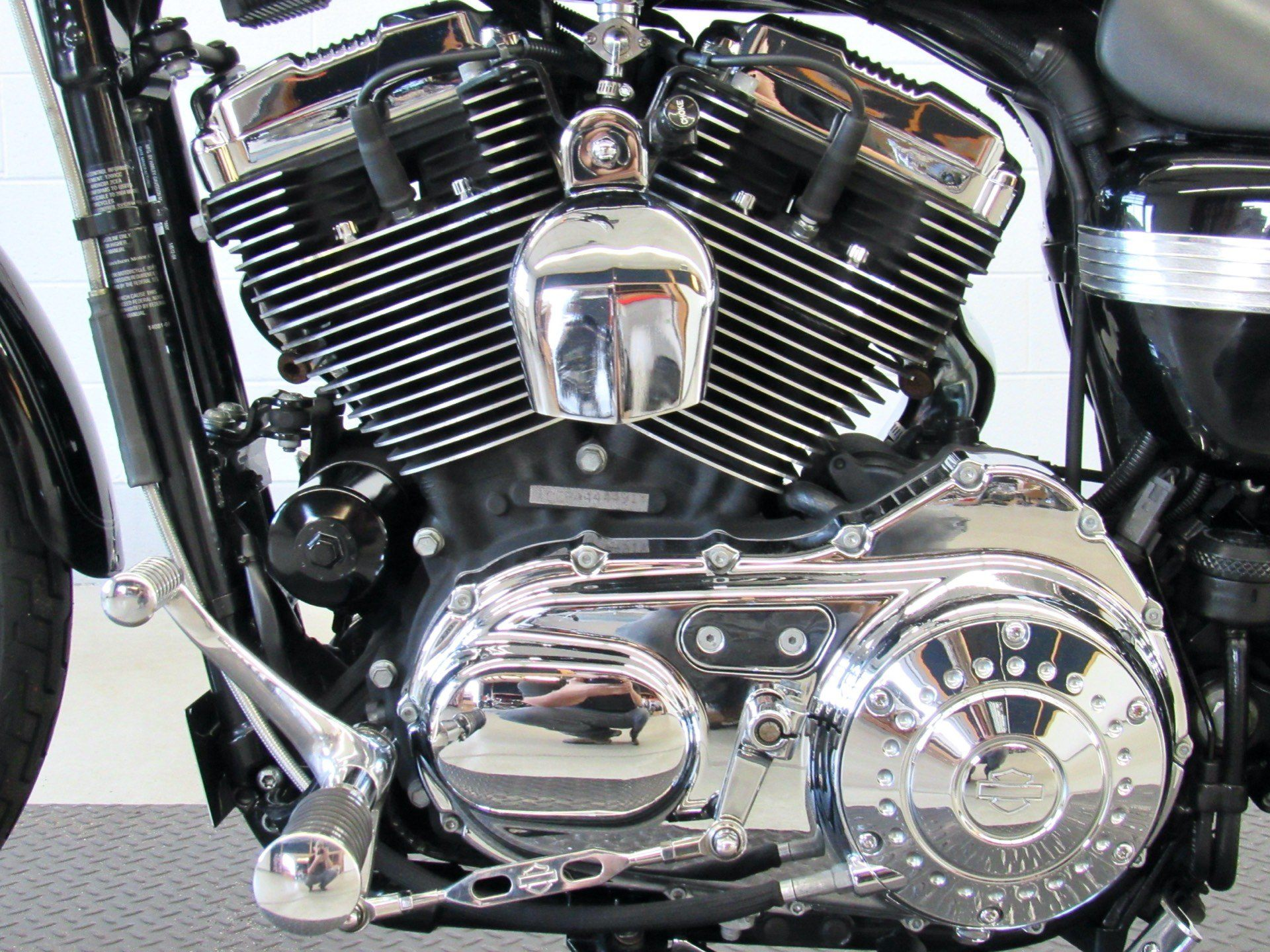 2004 Harley-Davidson Sportster® XL 1200 Custom in Fredericksburg, Virginia - Photo 19