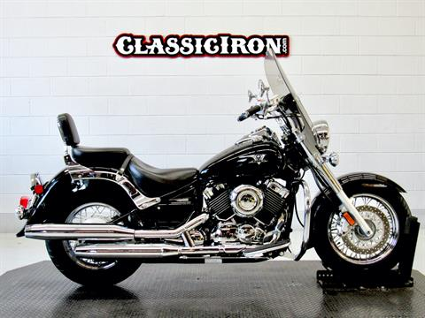 2007 Yamaha V Star® Classic in Fredericksburg, Virginia - Photo 1