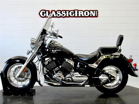 2007 Yamaha V Star® Classic in Fredericksburg, Virginia - Photo 4