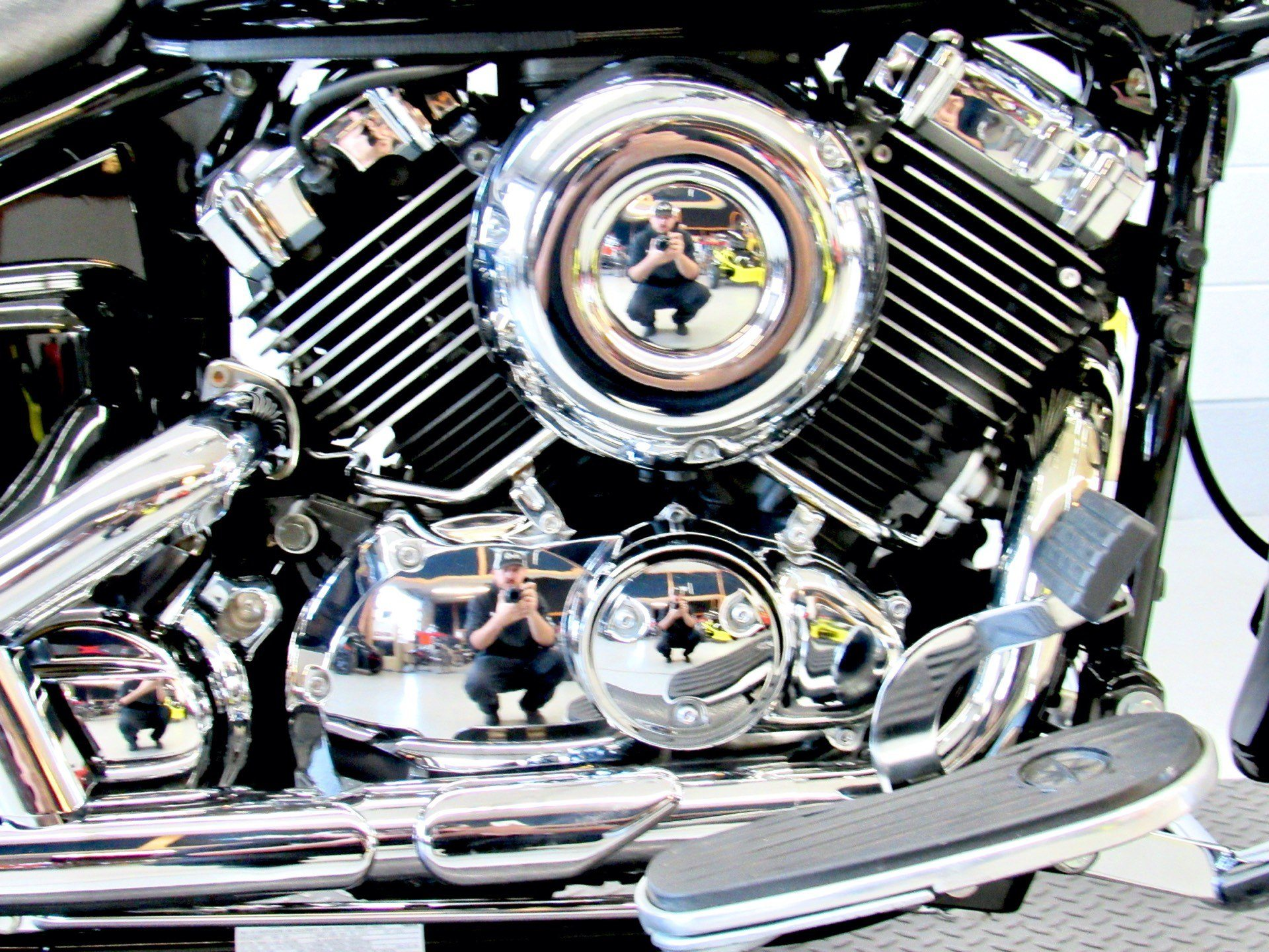 2007 Yamaha V Star® Classic in Fredericksburg, Virginia - Photo 14