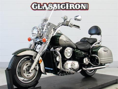 2006 Kawasaki Vulcan® 1600 Nomad™ in Fredericksburg, Virginia - Photo 3