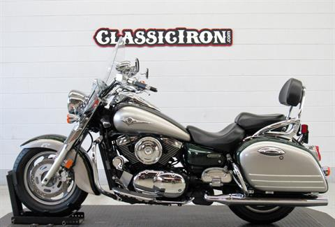2006 Kawasaki Vulcan® 1600 Nomad™ in Fredericksburg, Virginia - Photo 4