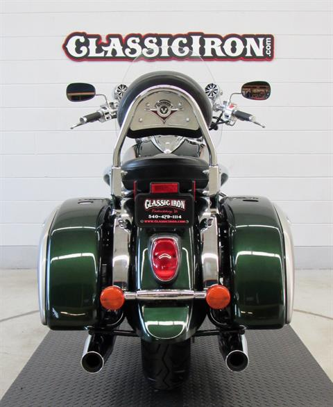 2006 Kawasaki Vulcan® 1600 Nomad™ in Fredericksburg, Virginia - Photo 9