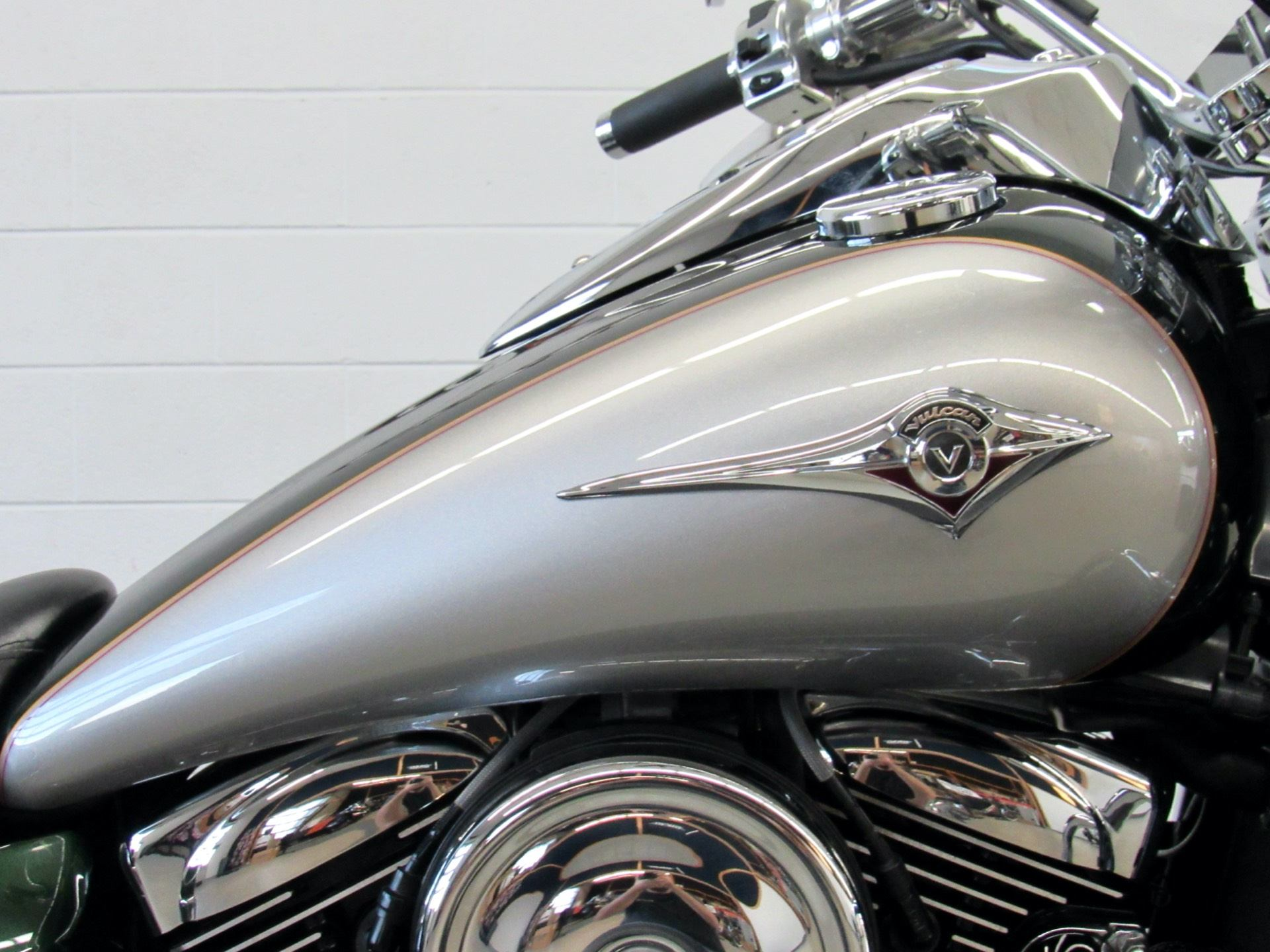 2006 Kawasaki Vulcan® 1600 Nomad™ in Fredericksburg, Virginia - Photo 13