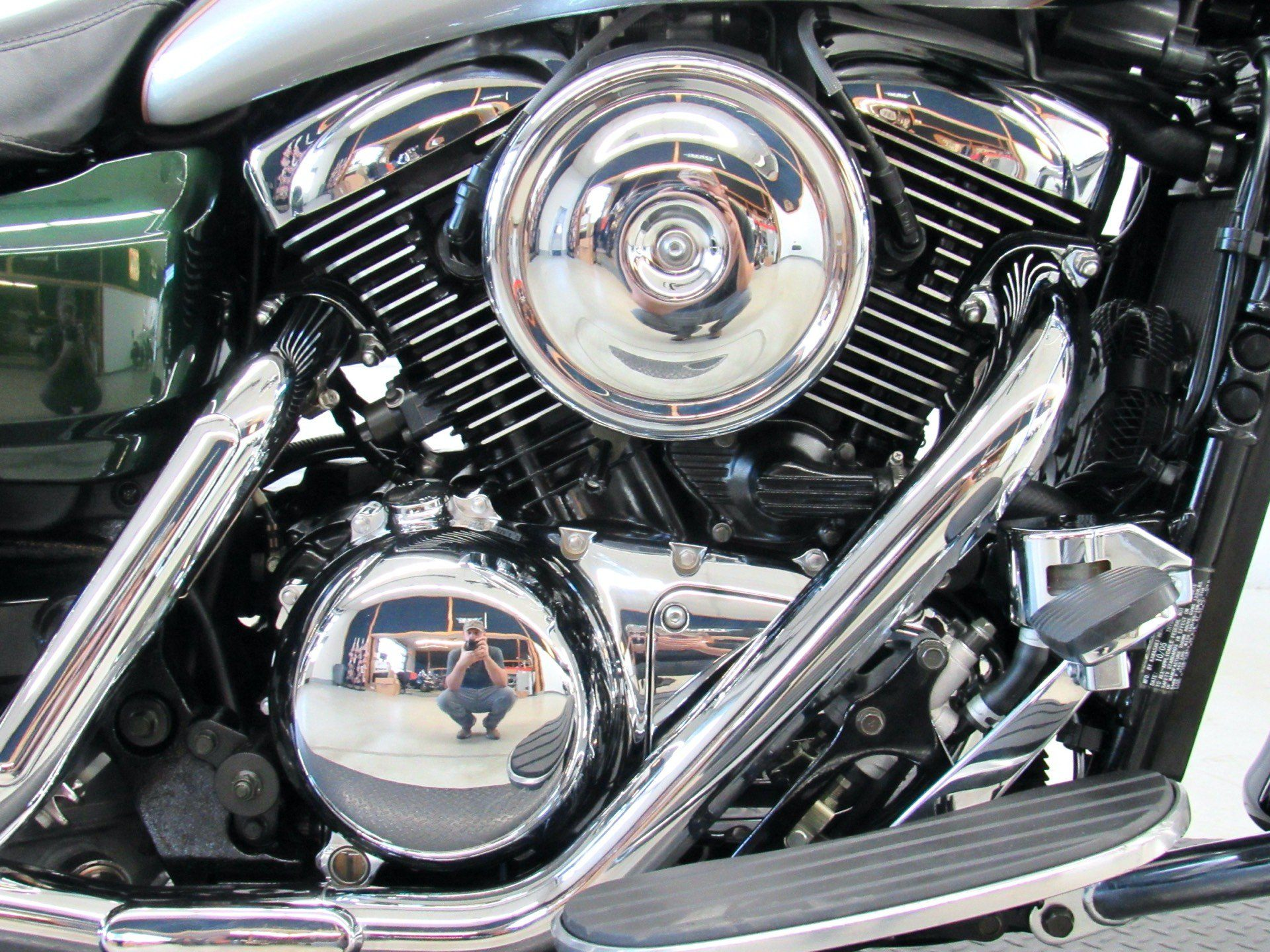 2006 Kawasaki Vulcan® 1600 Nomad™ in Fredericksburg, Virginia - Photo 14
