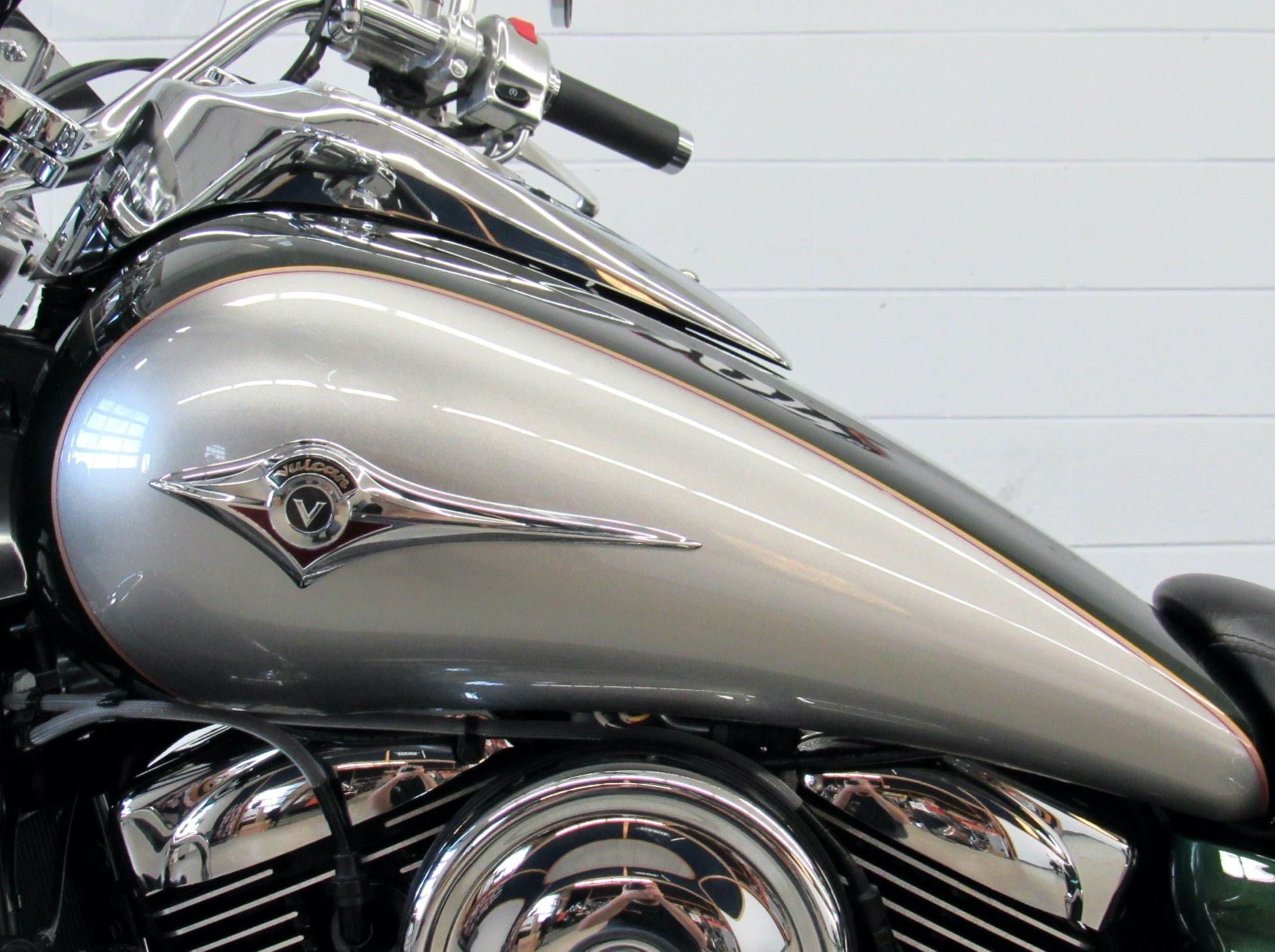 2006 Kawasaki Vulcan® 1600 Nomad™ in Fredericksburg, Virginia - Photo 18
