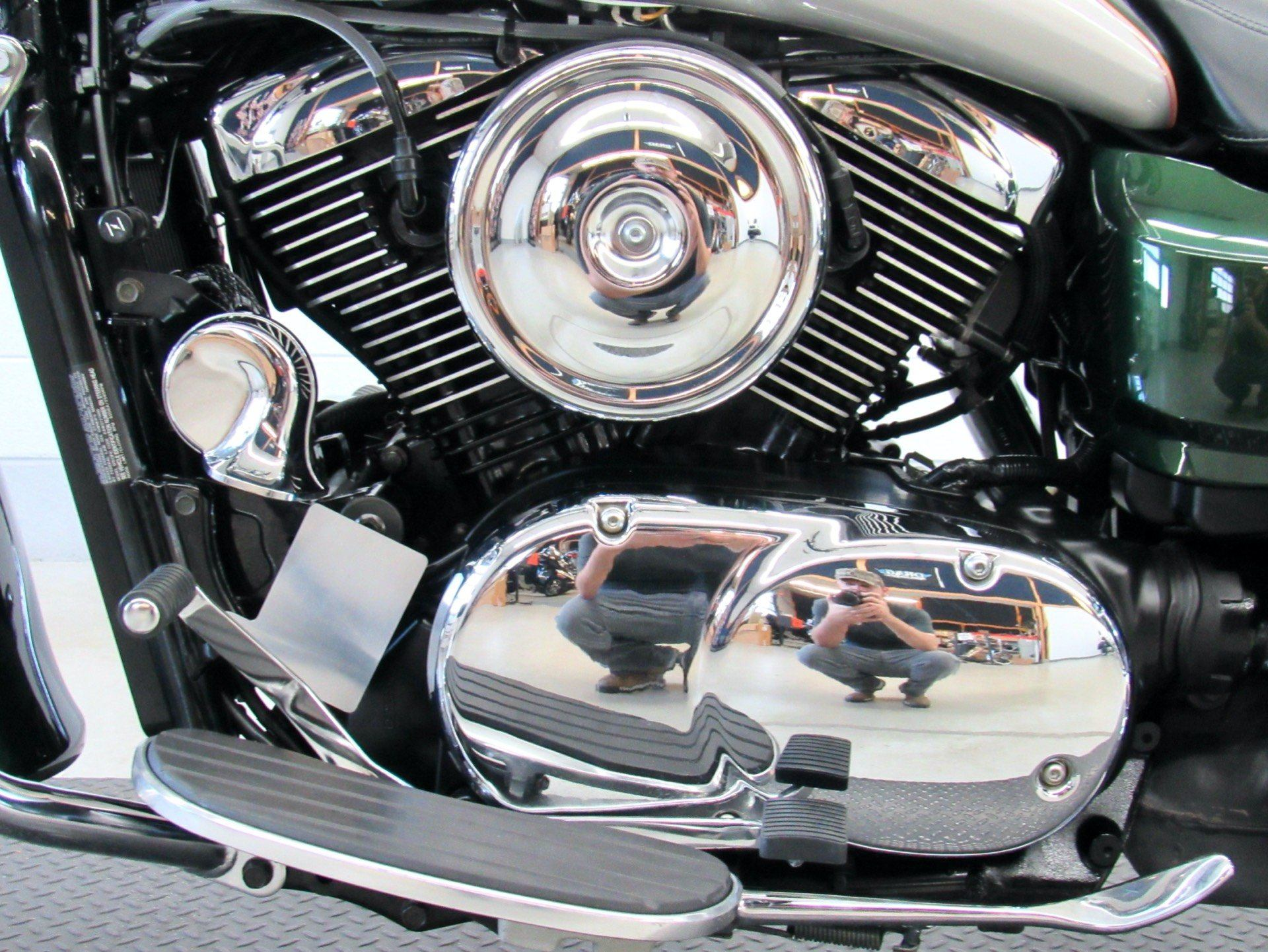 2006 Kawasaki Vulcan® 1600 Nomad™ in Fredericksburg, Virginia - Photo 19