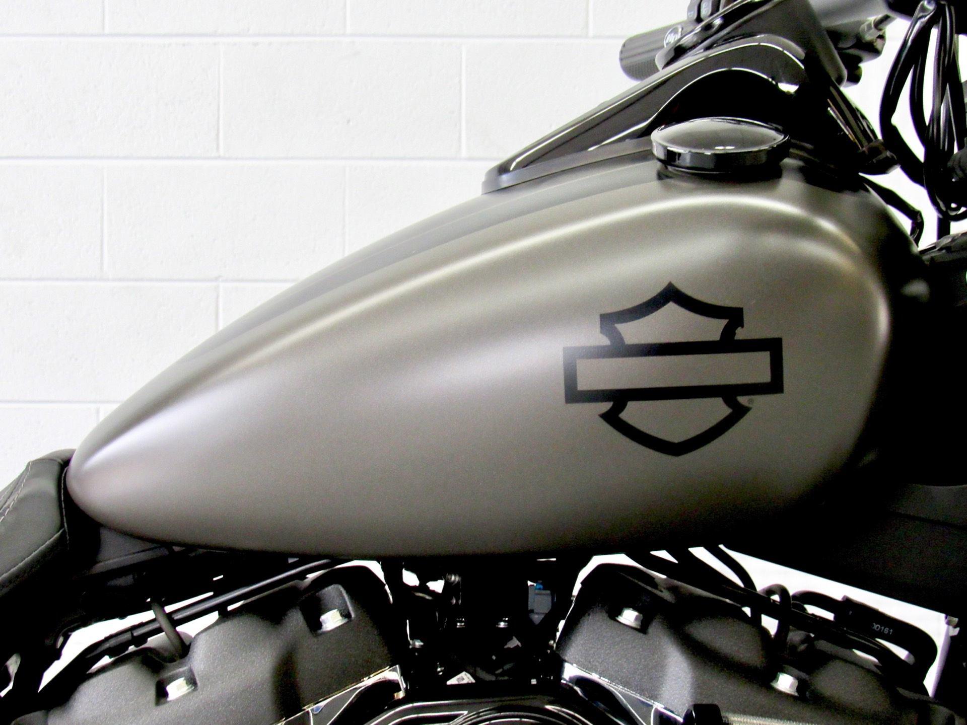 2018 Harley-Davidson Fat Bob® 107 in Fredericksburg, Virginia