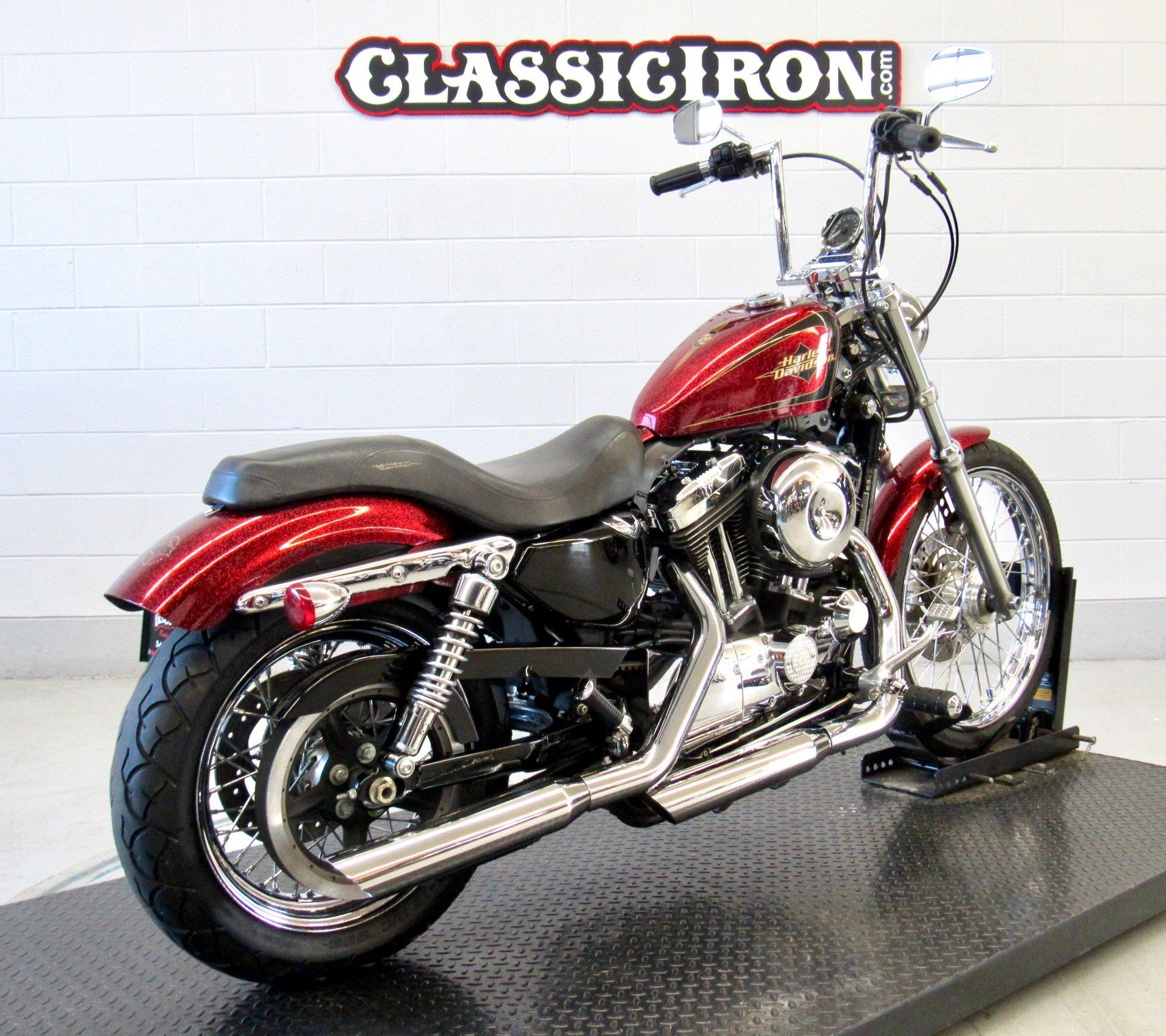 2013 Harley-Davidson Sportster® Seventy-Two® in Fredericksburg, Virginia