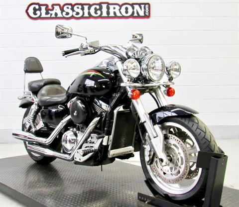 2002 Kawasaki Vulcan 1500 Mean Streak in Fredericksburg, Virginia