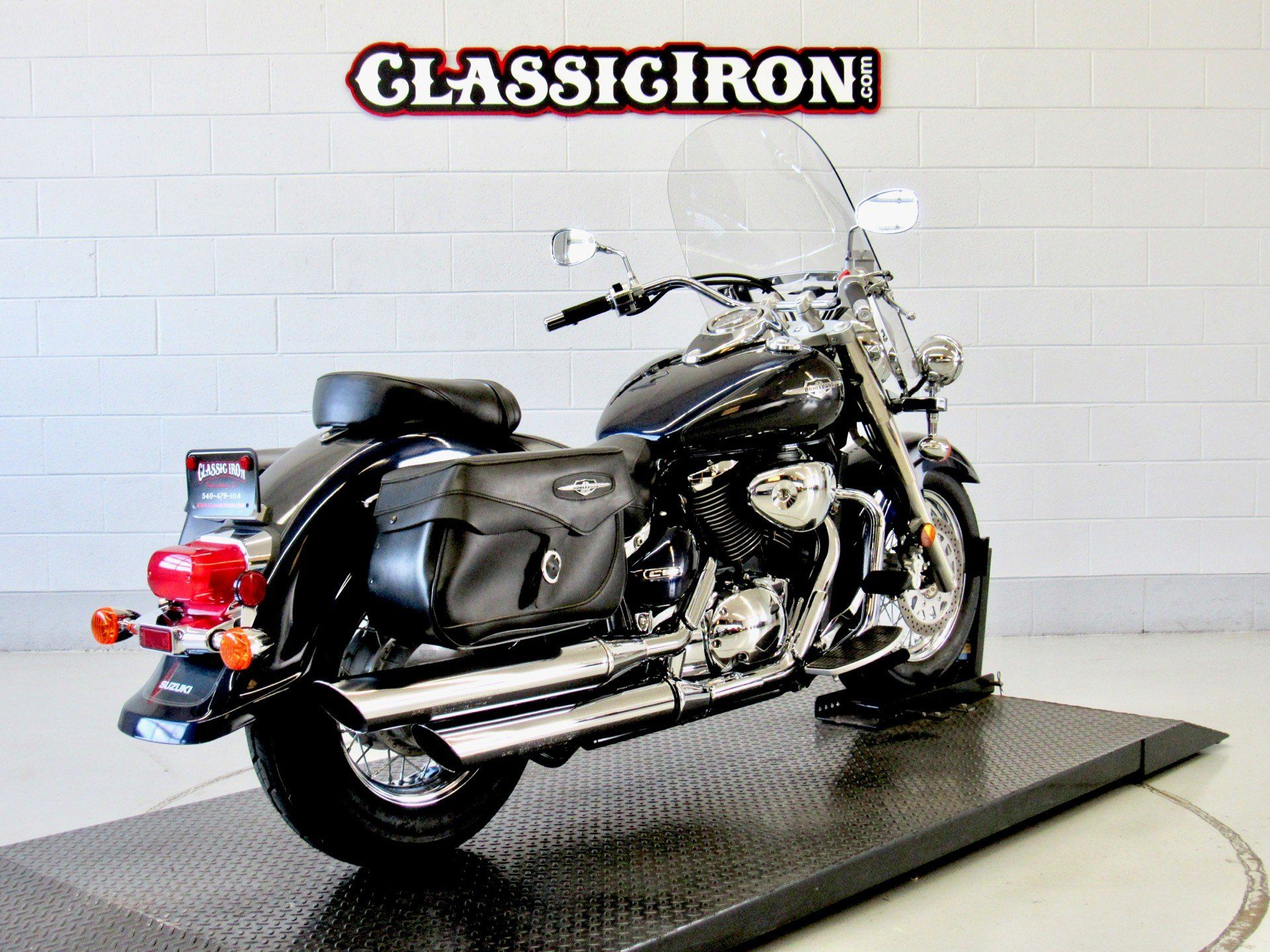 2006 Suzuki Boulevard C50T in Fredericksburg, Virginia - Photo 5