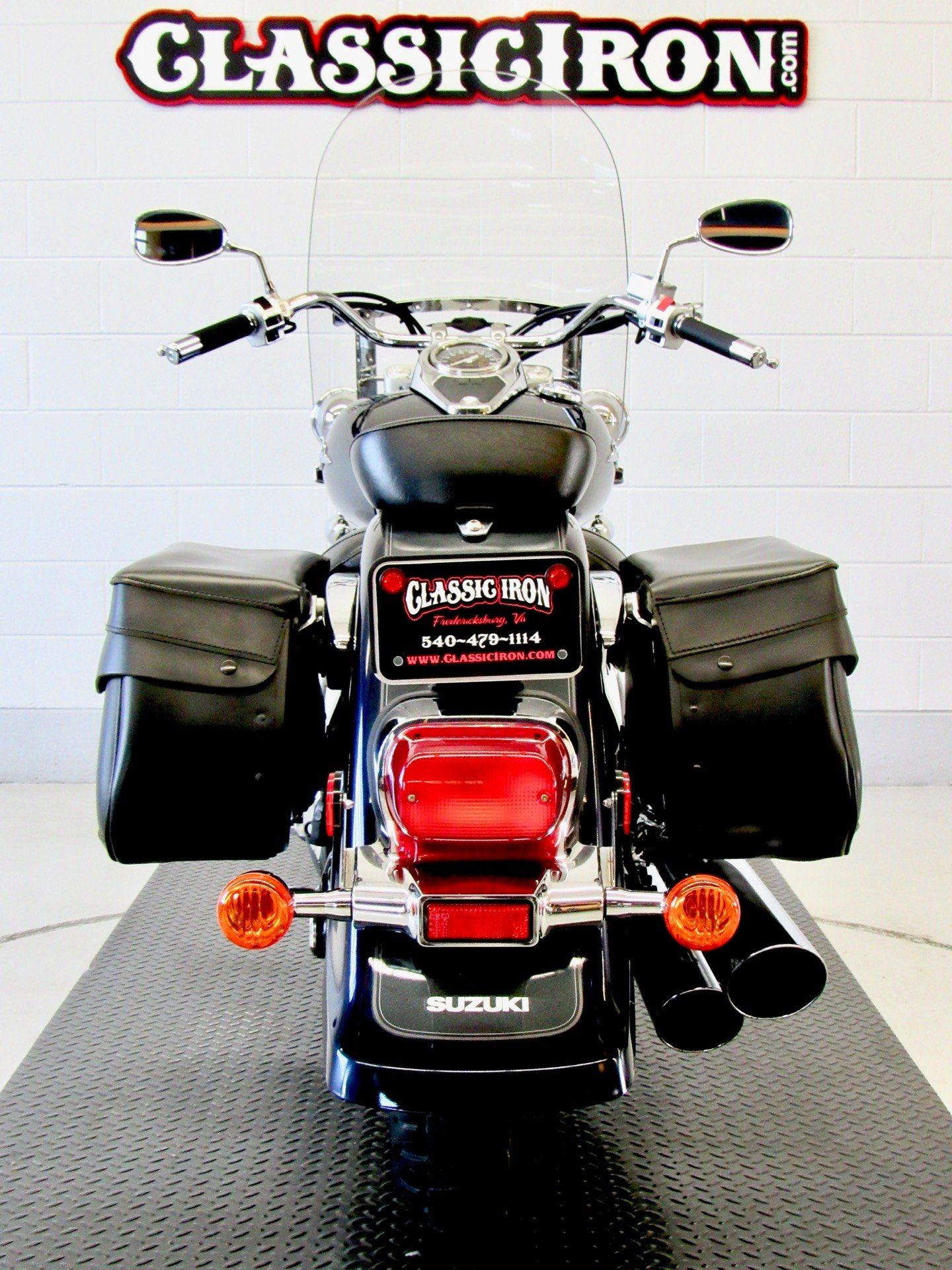 2006 Suzuki Boulevard C50T in Fredericksburg, Virginia - Photo 9