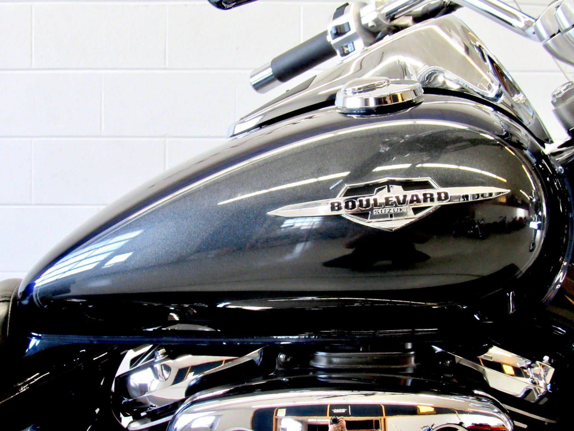 2006 Suzuki Boulevard C50T in Fredericksburg, Virginia - Photo 13