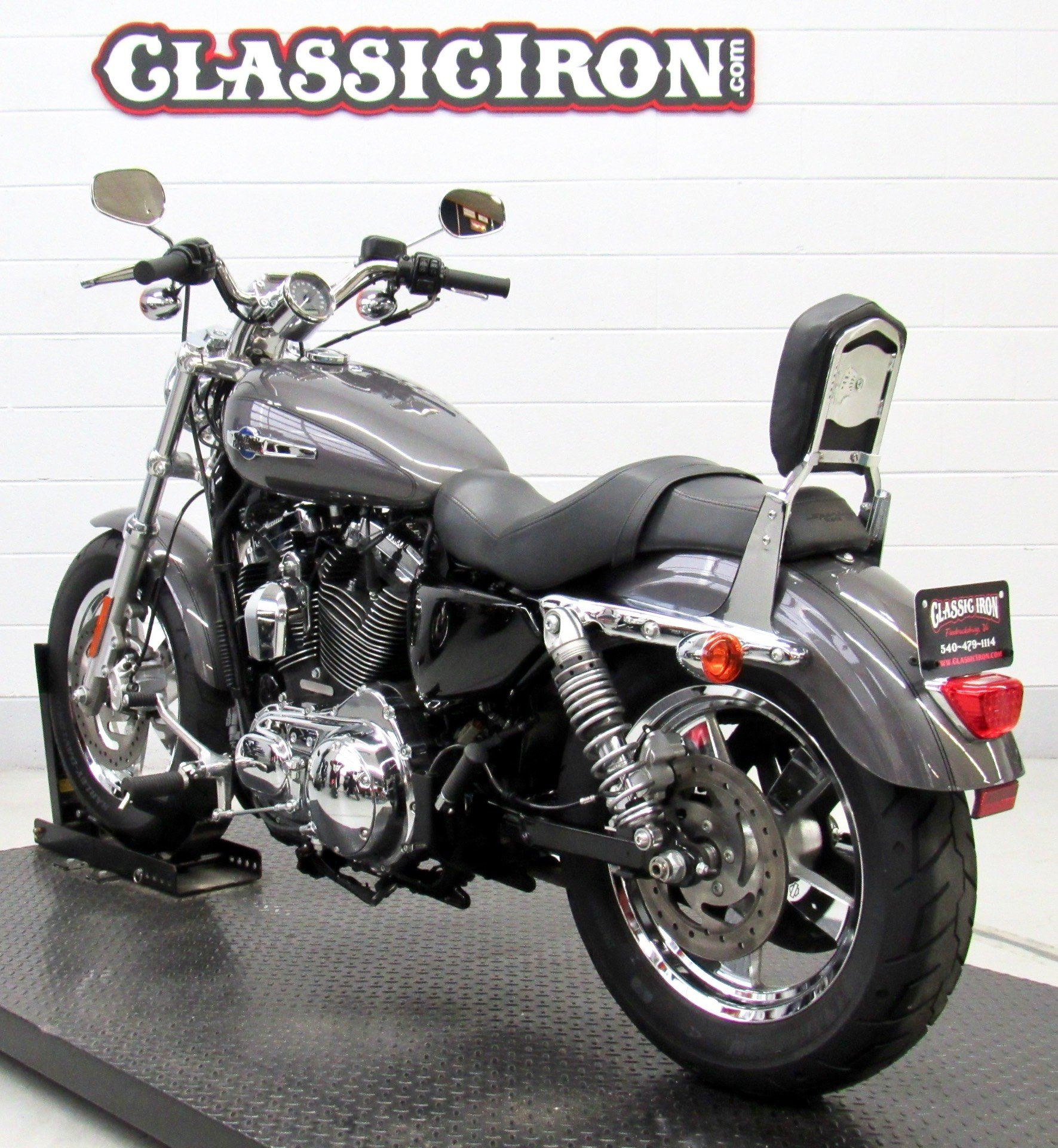 2016 Harley-Davidson 1200 Custom in Fredericksburg, Virginia - Photo 6