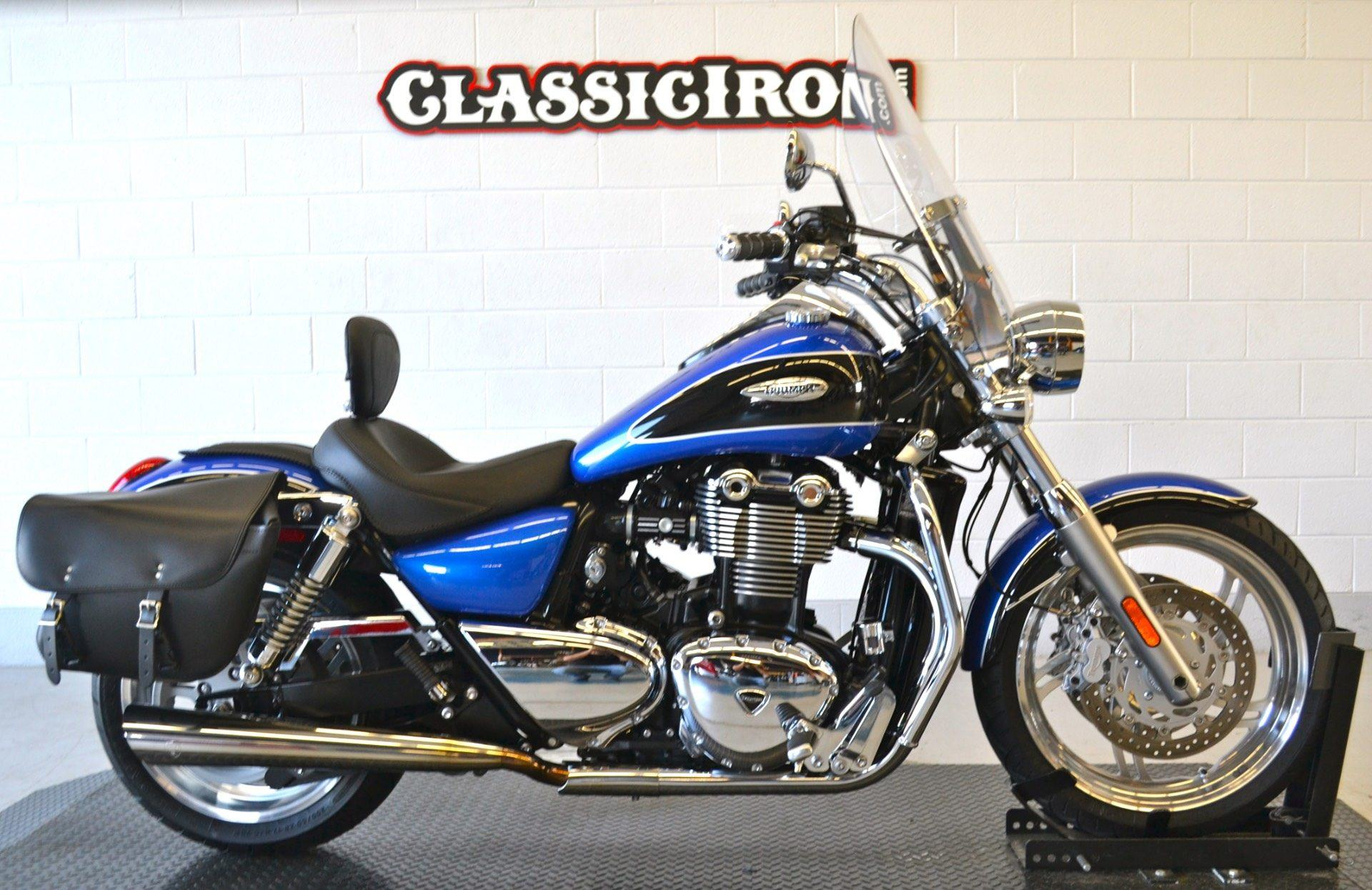2013 Triumph Thunderbird ABS in Fredericksburg, Virginia - Photo 1